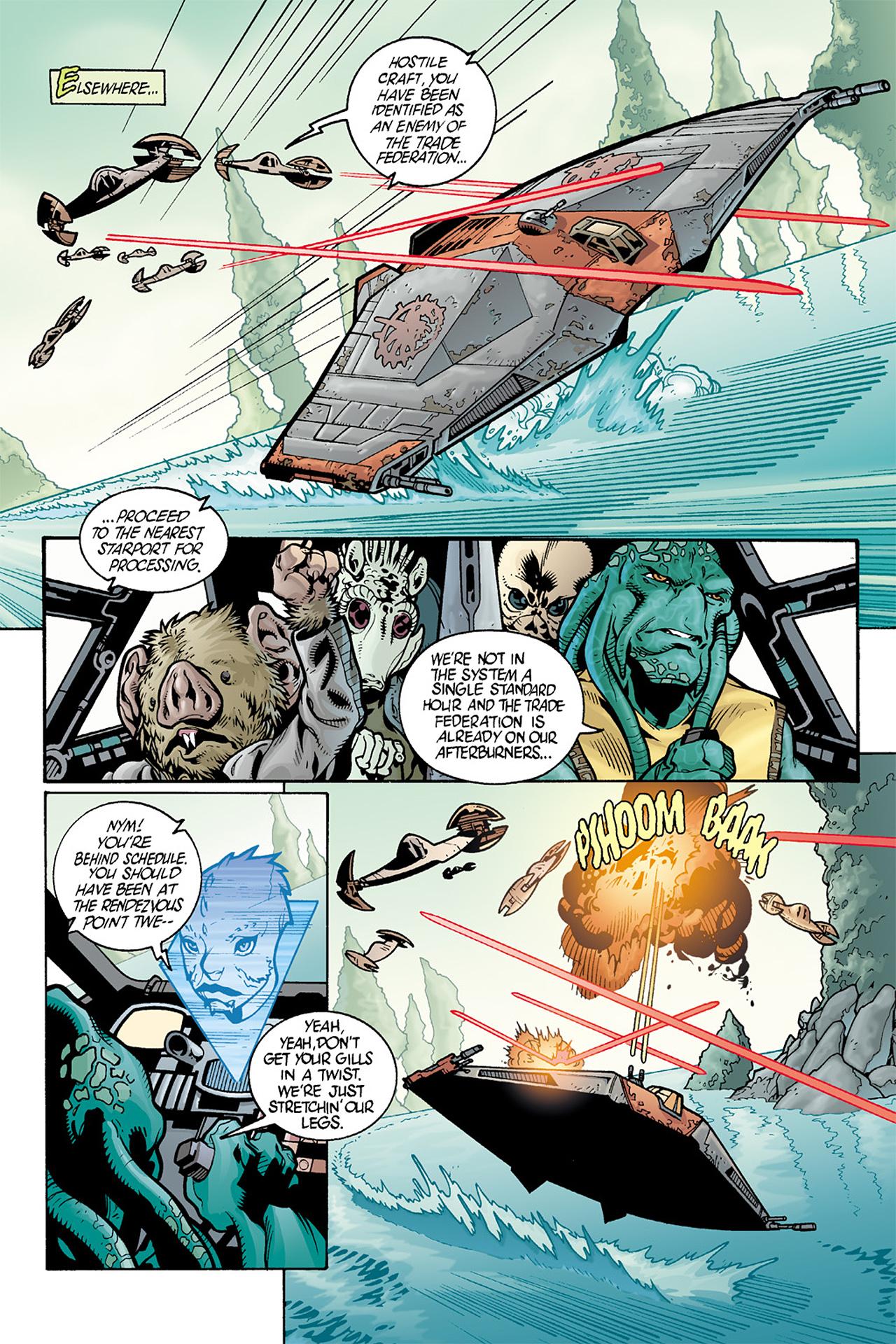 Read online Star Wars Omnibus comic -  Issue # Vol. 10 - 384