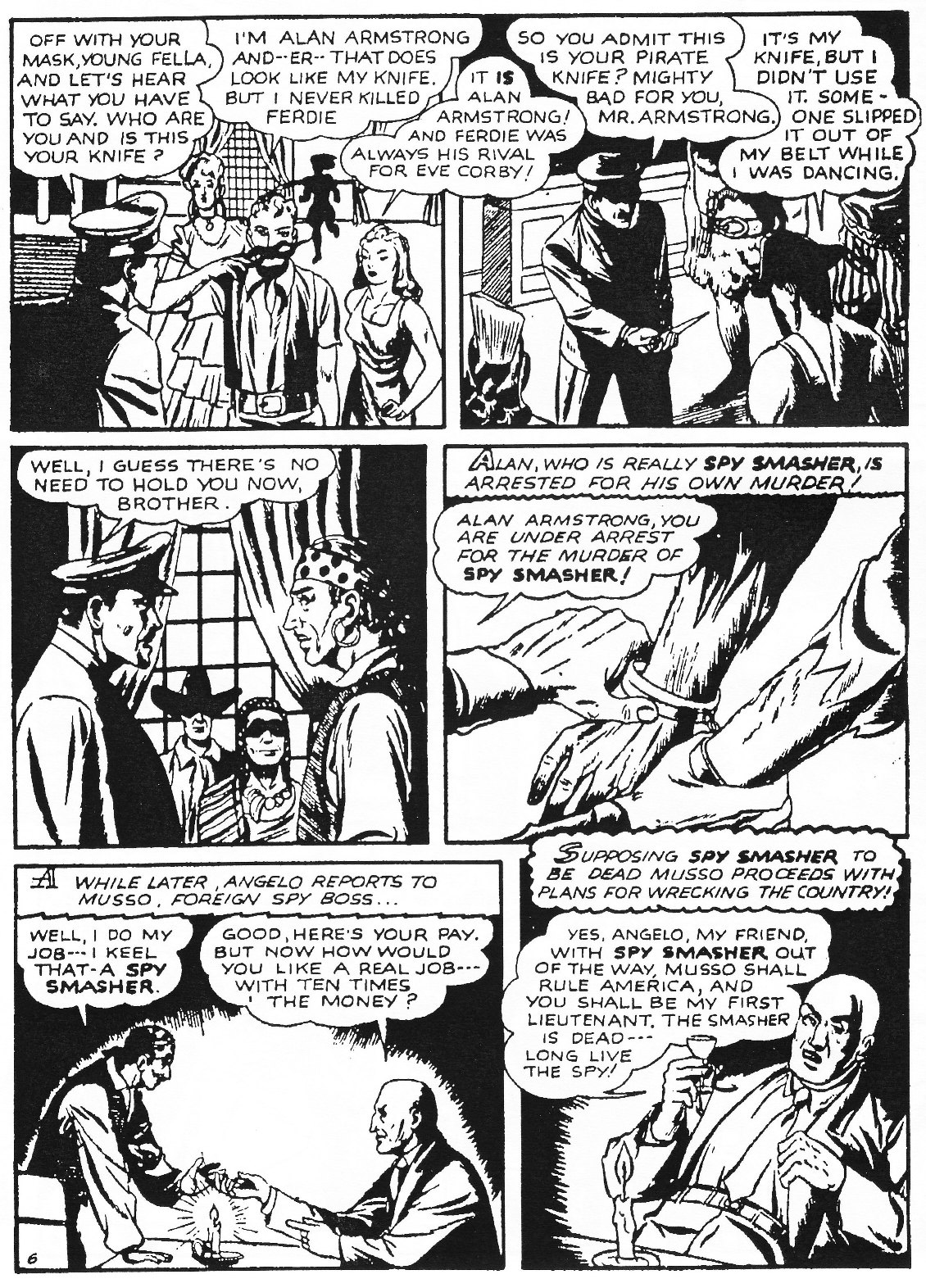 Read online Men of Mystery Comics comic -  Issue #77 - 22