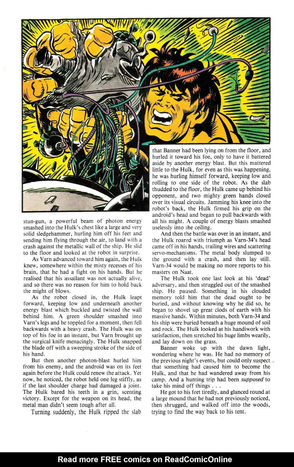 Read online Hulk: From The Marvel UK Vaults comic -  Issue # TPB (Part 2) - 94