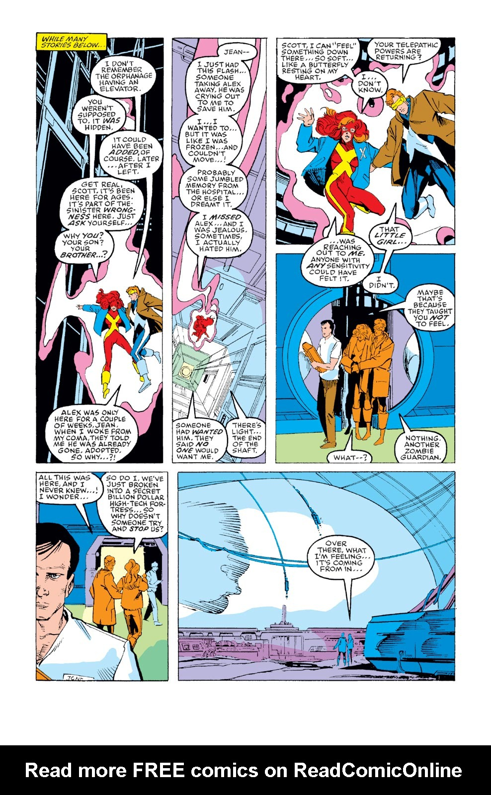 Read online X-Factor (1986) comic -  Issue #35 - 9