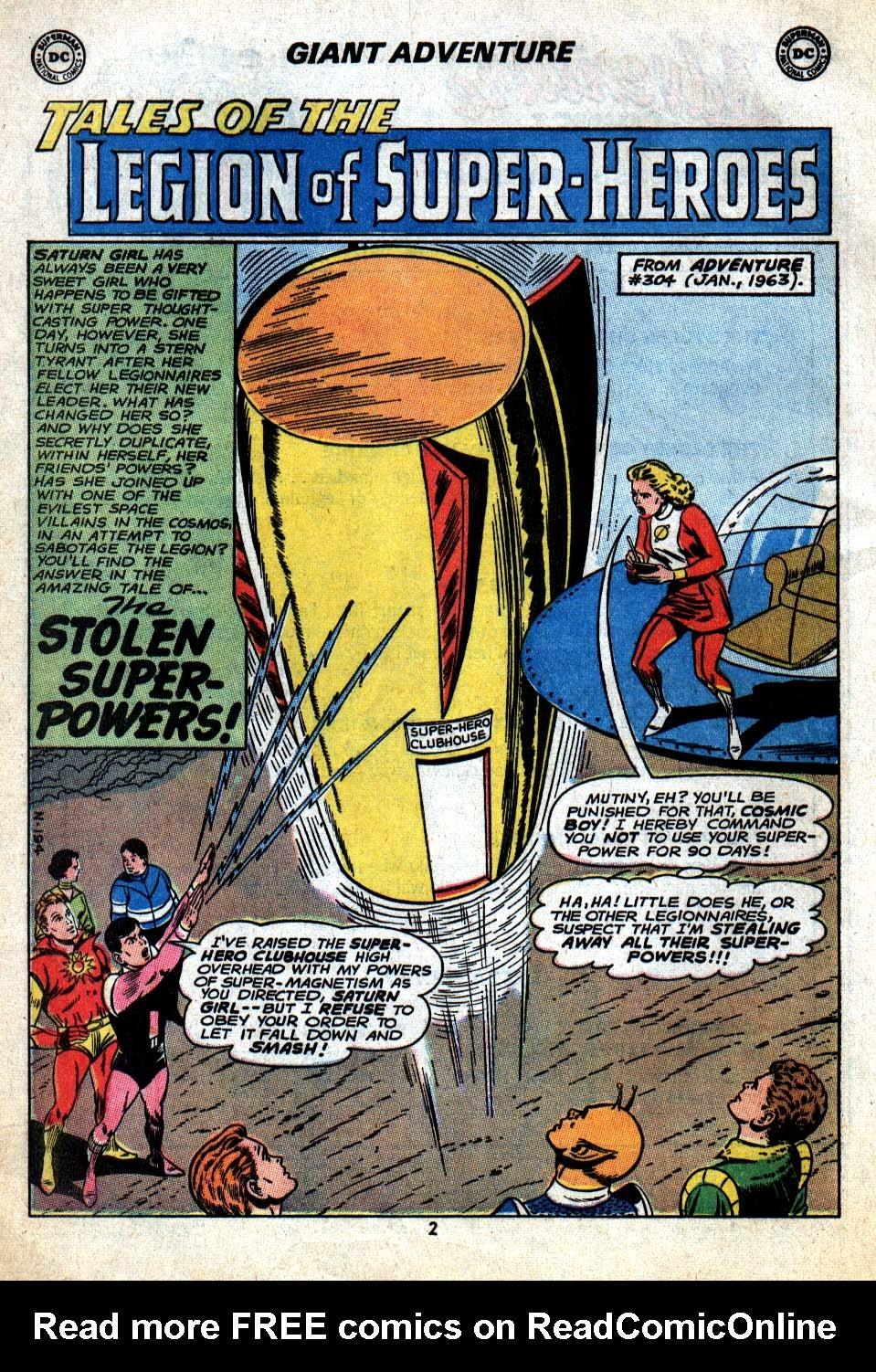 Read online Adventure Comics (1938) comic -  Issue #403 - 4