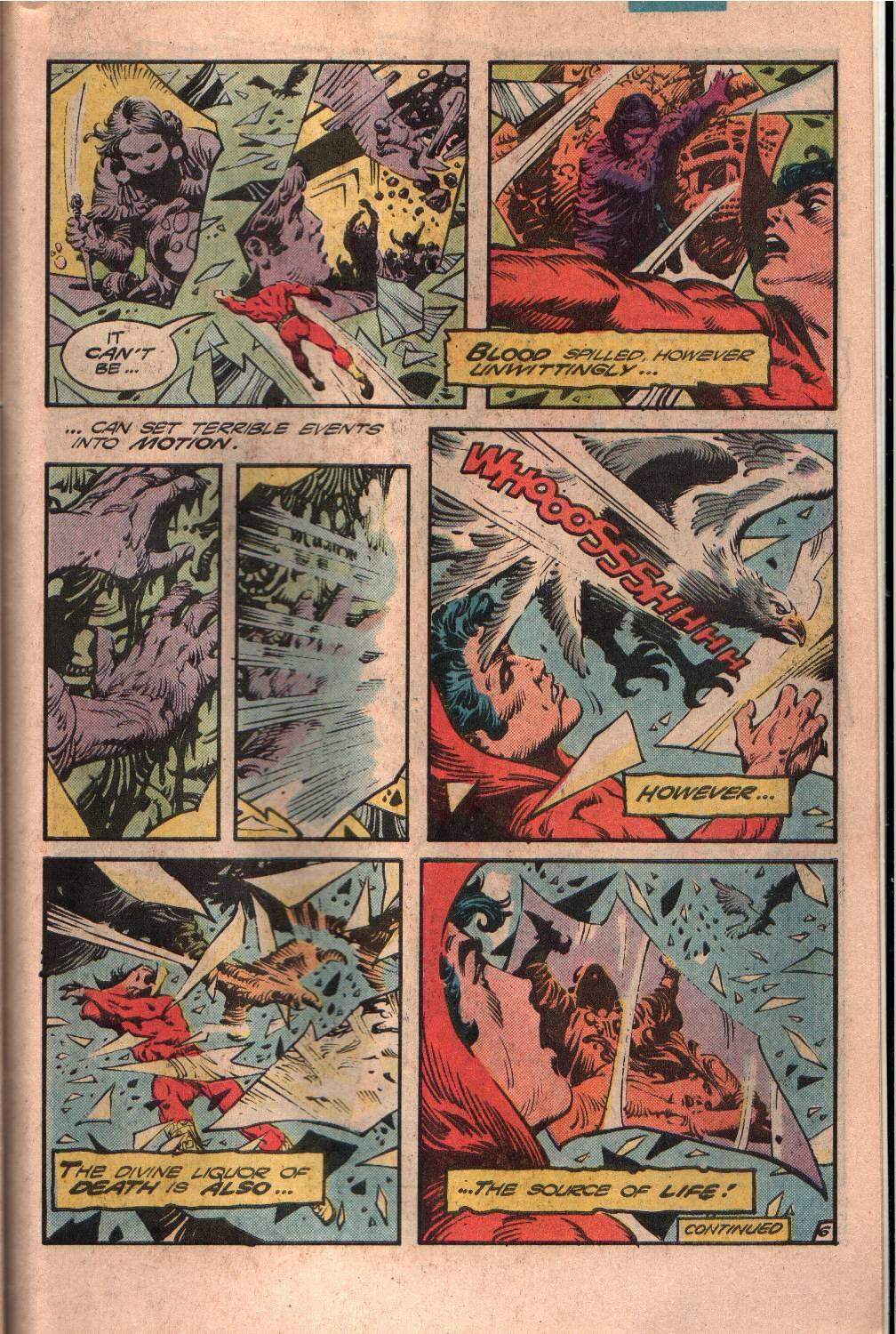 Read online The Fly (1983) comic -  Issue #7 - 23