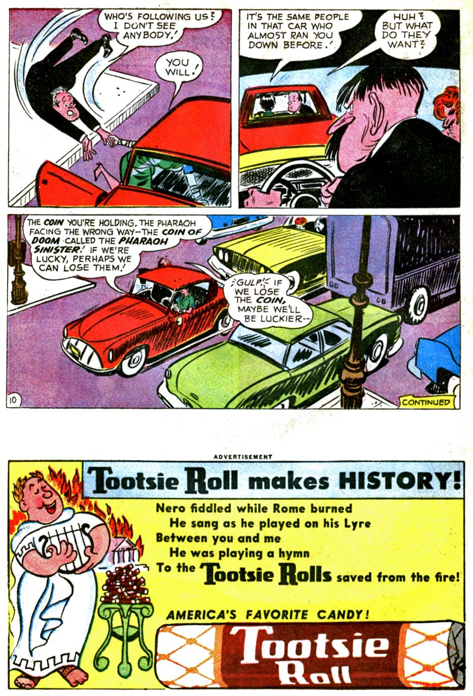 The Adventures of Bob Hope issue 71 - Page 12