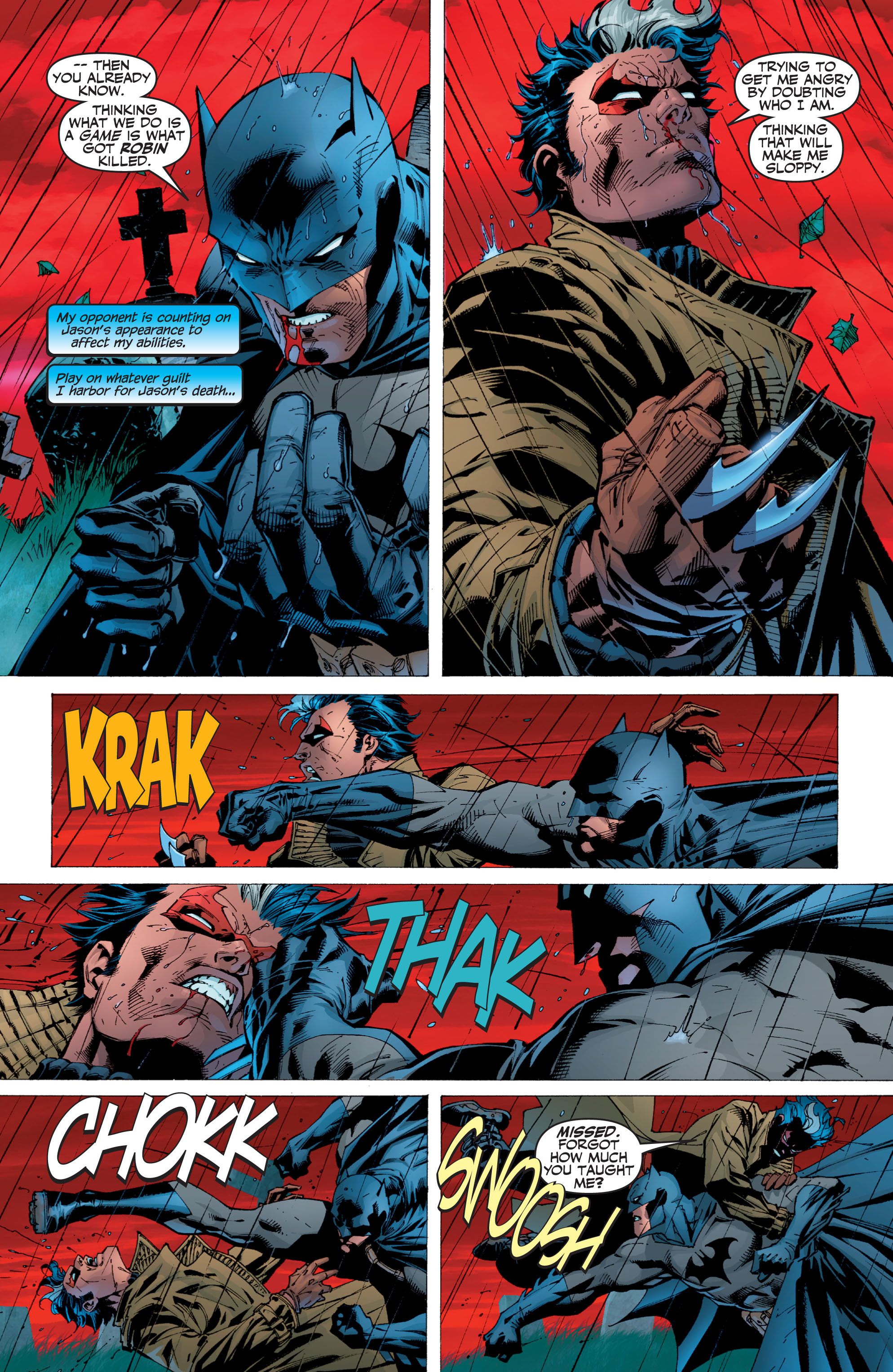 Read online Batman: Under The Red Hood comic -  Issue # Full - 369