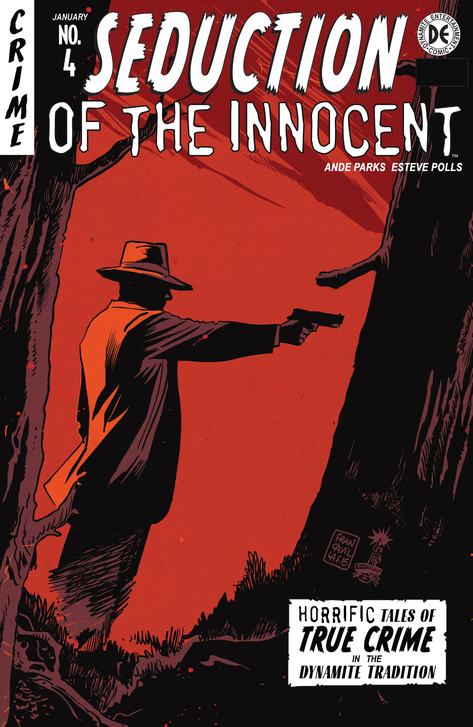 Read online Seduction of the Innocent (2015) comic -  Issue #4 - 1