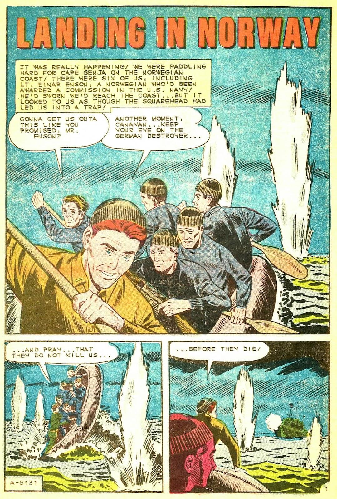 Read online Fightin' Navy comic -  Issue #124 - 15
