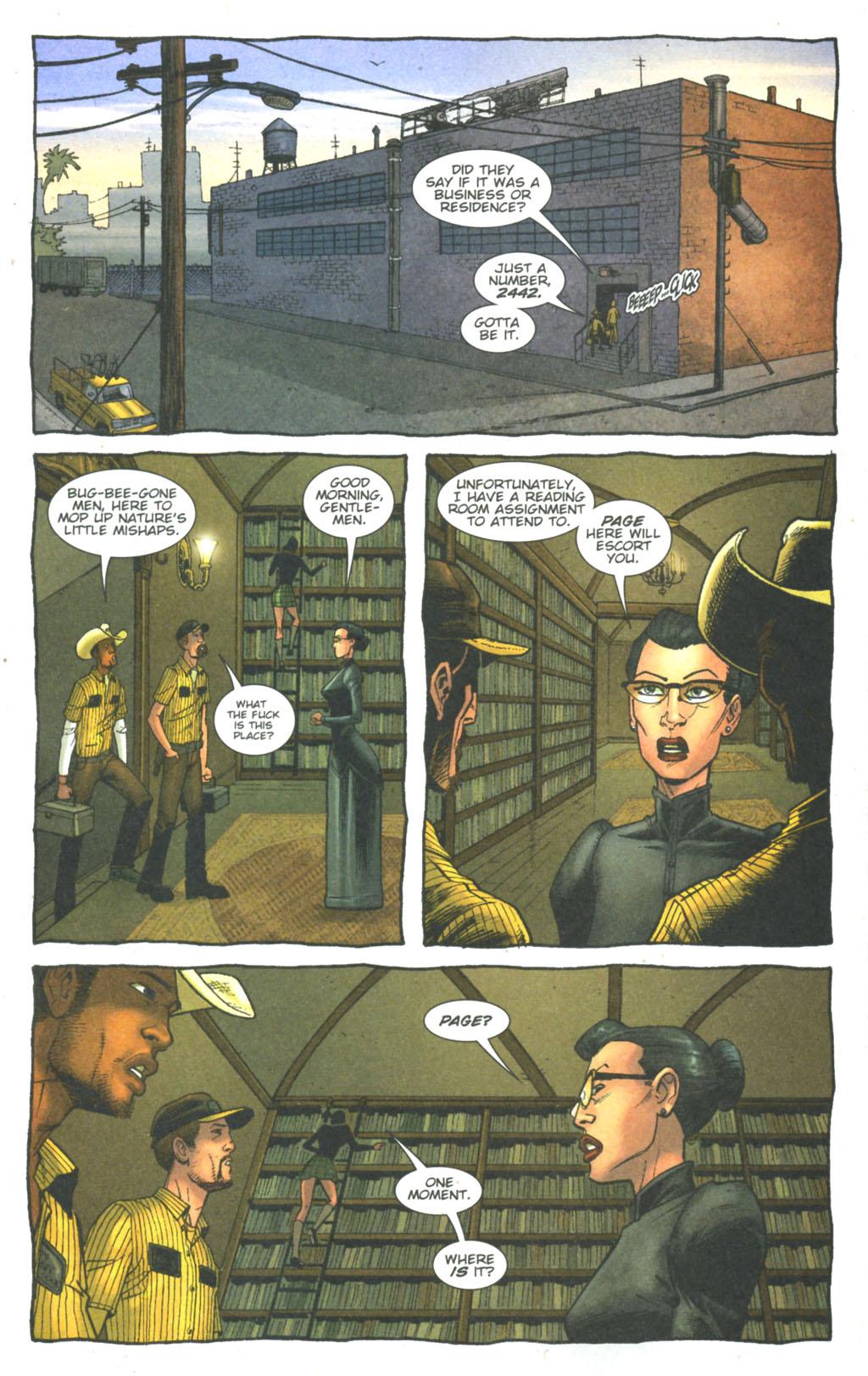 Read online The Exterminators comic -  Issue #6 - 8