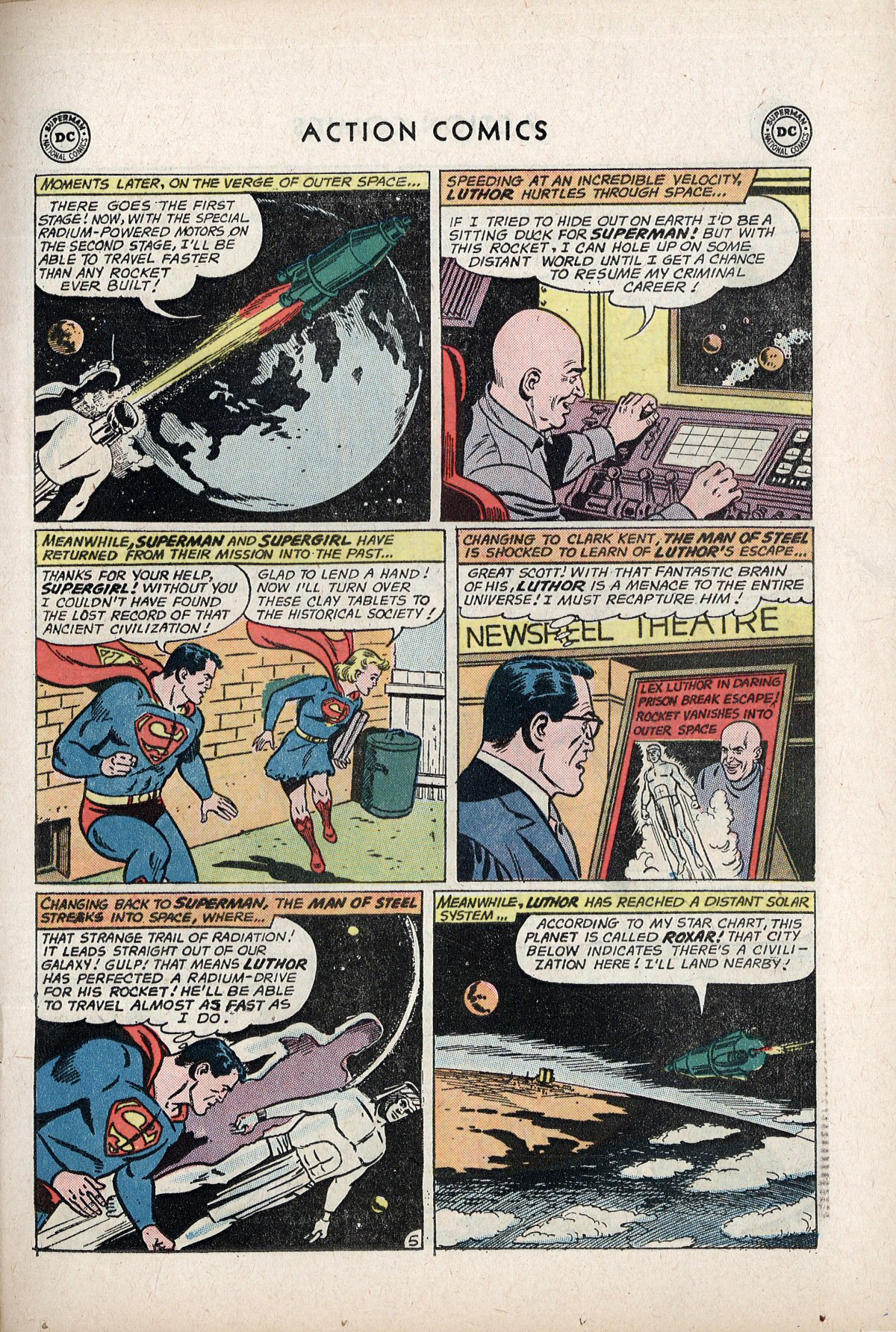 Read online Action Comics (1938) comic -  Issue #292 - 7