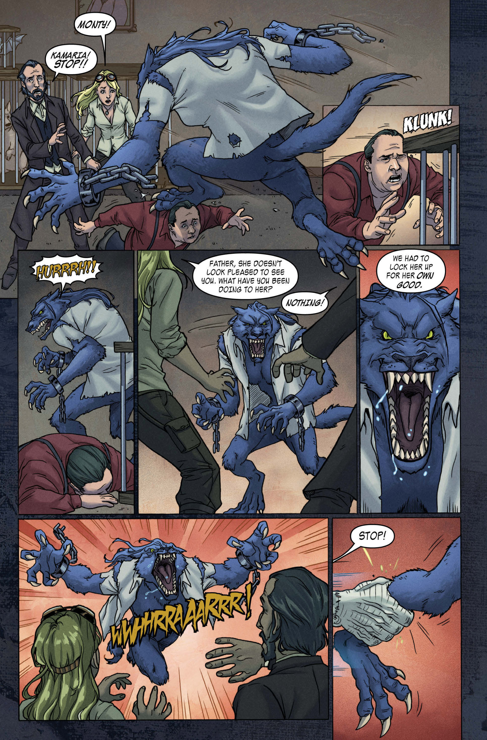 Read online A1 comic -  Issue #6 - 5