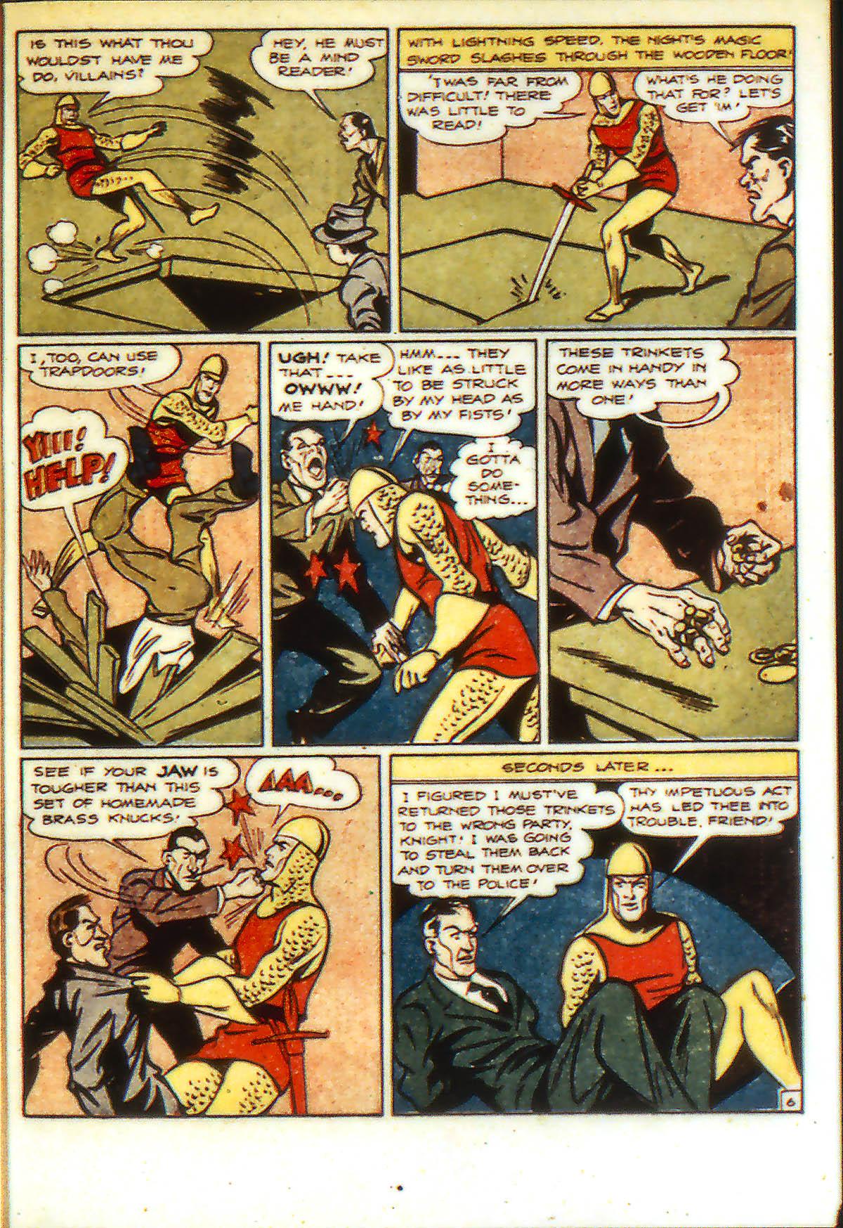 Read online Adventure Comics (1938) comic -  Issue #90 - 25