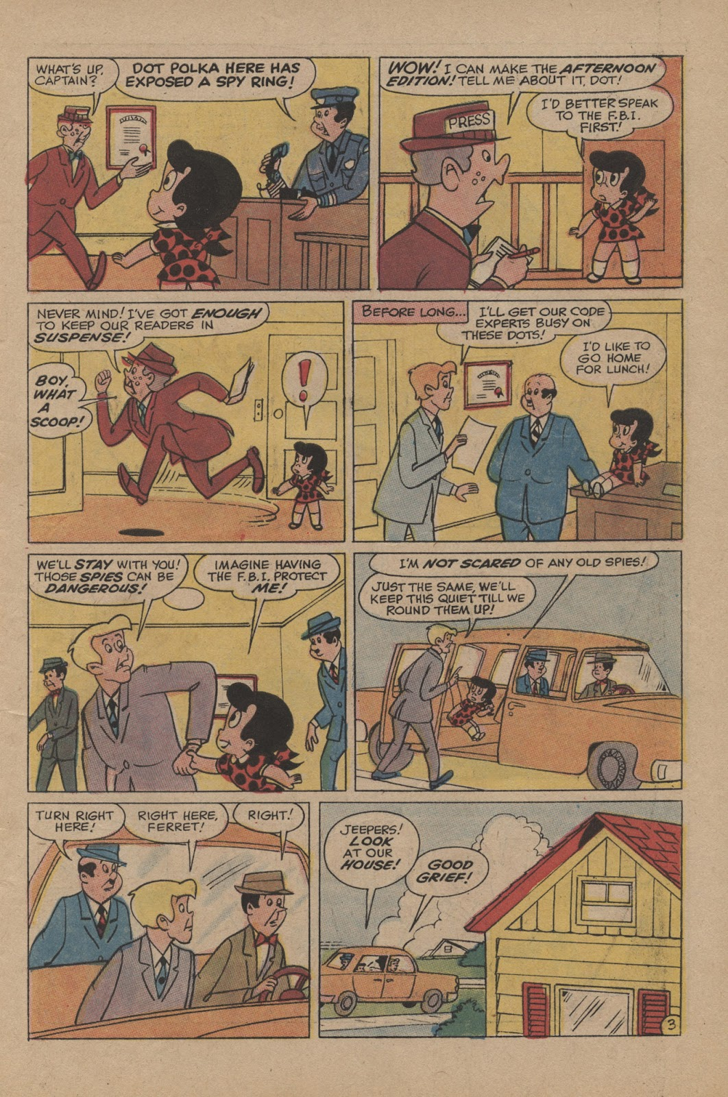 Little Dot (1953) issue 141 - Page 7