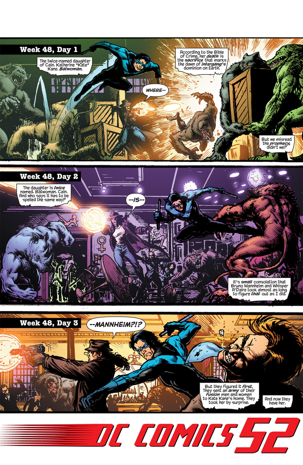 Read online 52 comic -  Issue #48 - 3