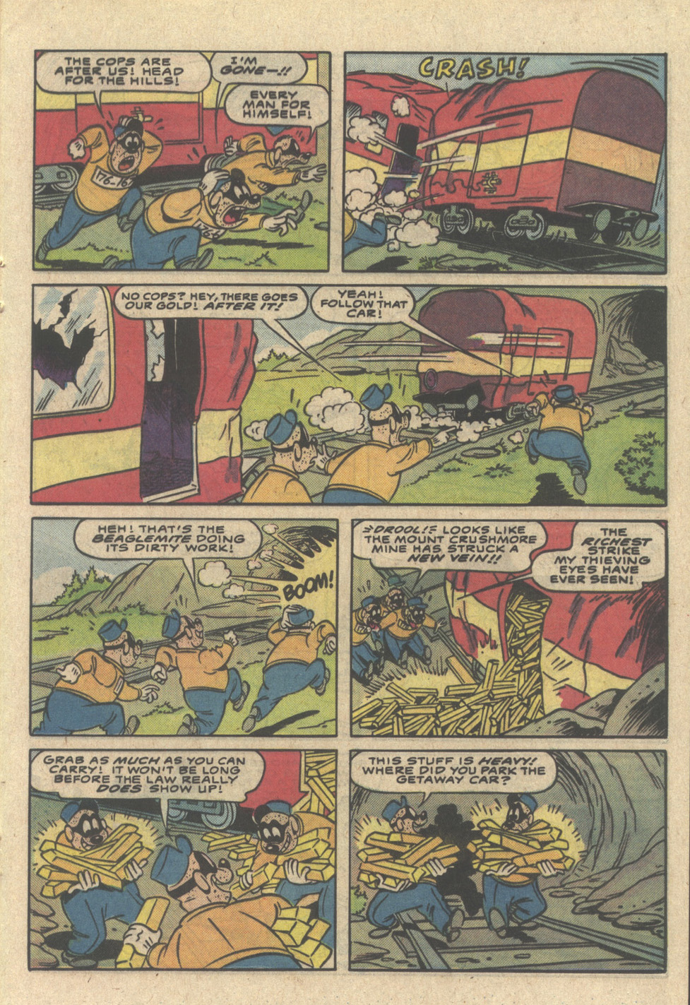 Read online Uncle Scrooge (1953) comic -  Issue #218 - 21