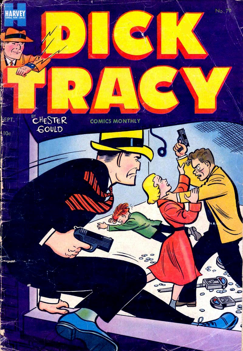 Dick Tracy (1950) 79 Page 1