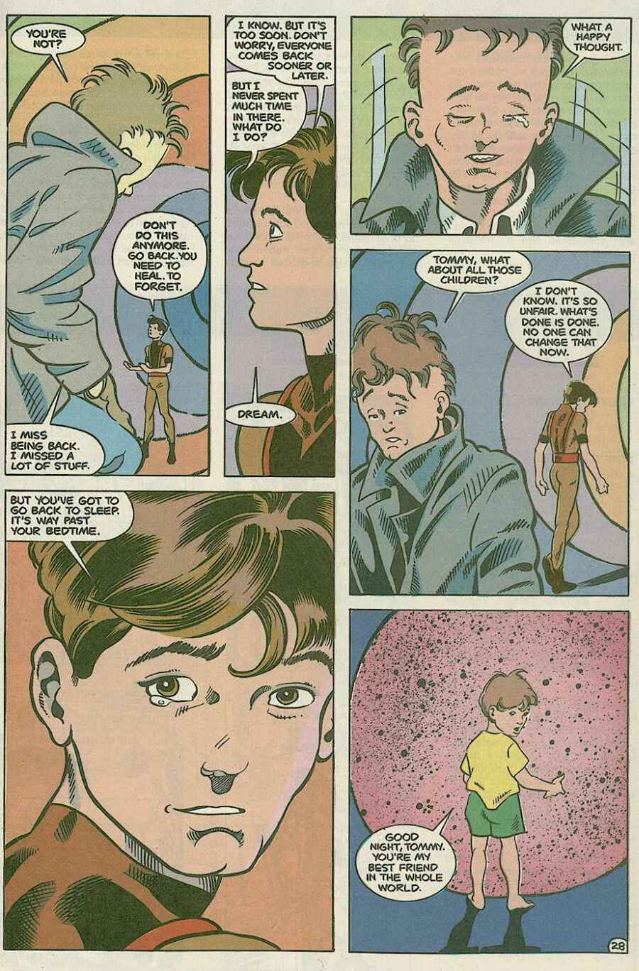 Elementals (1984) issue Special 1 - Page 30