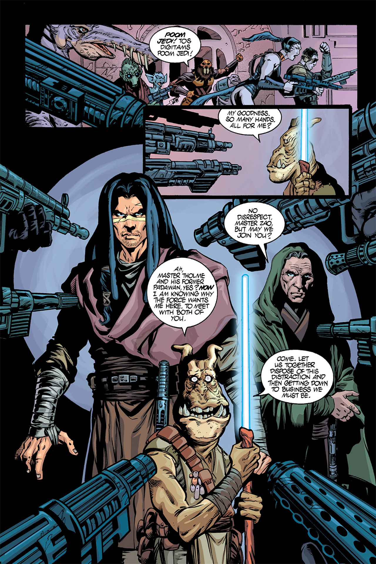 Read online Star Wars Omnibus comic -  Issue # Vol. 15 - 226