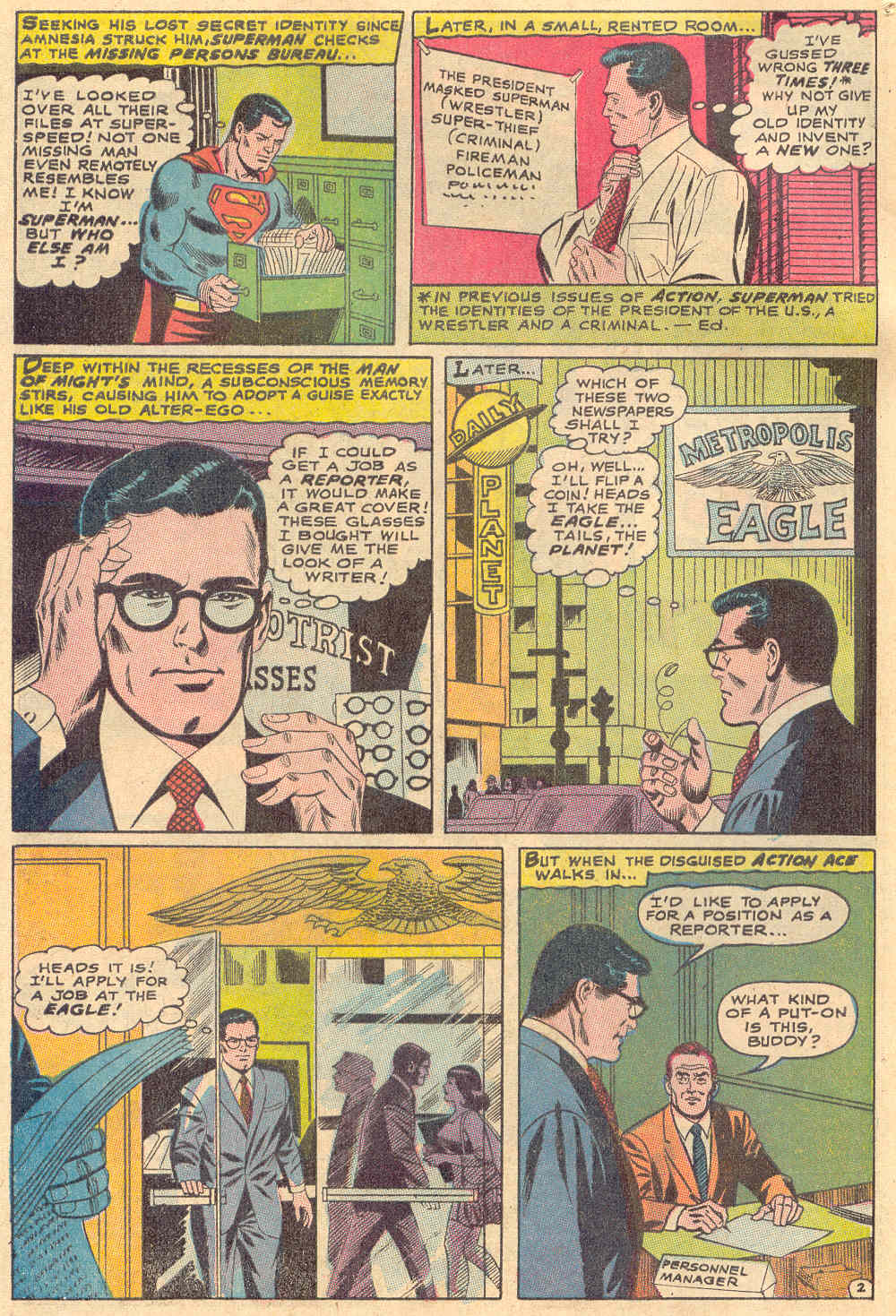 Read online Action Comics (1938) comic -  Issue #375 - 4