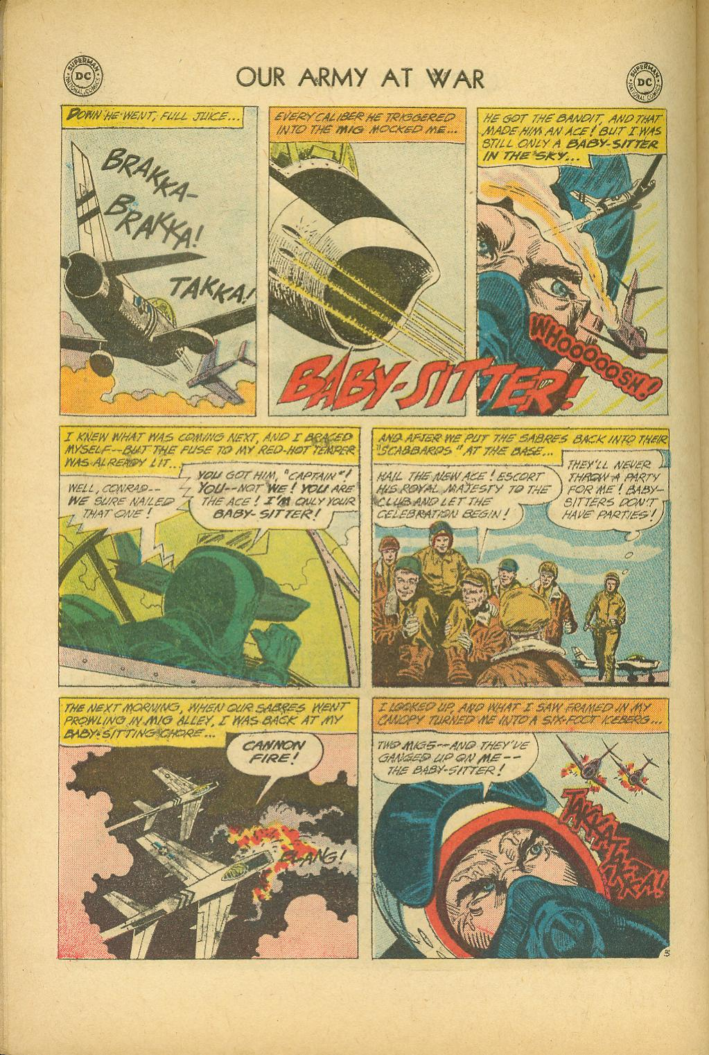 Our Army at War (1952) issue 100 - Page 22