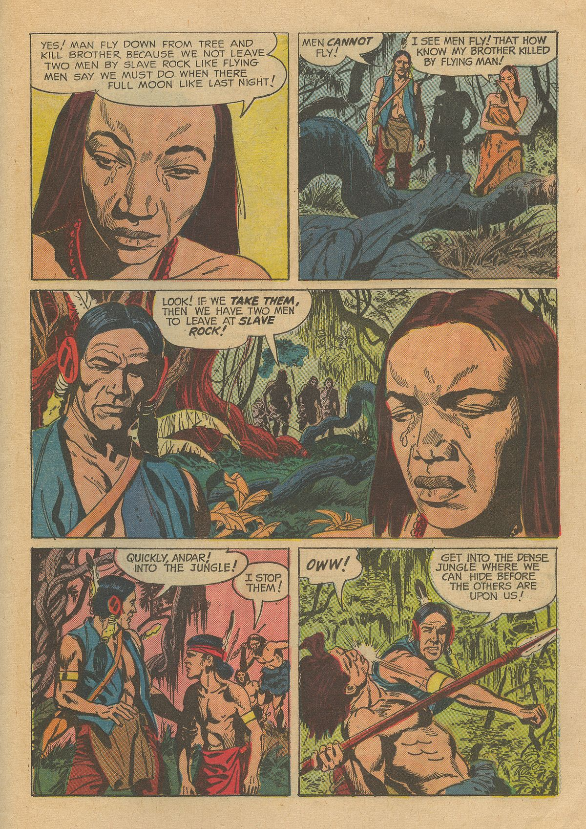 Read online Turok, Son of Stone comic -  Issue #54 - 25