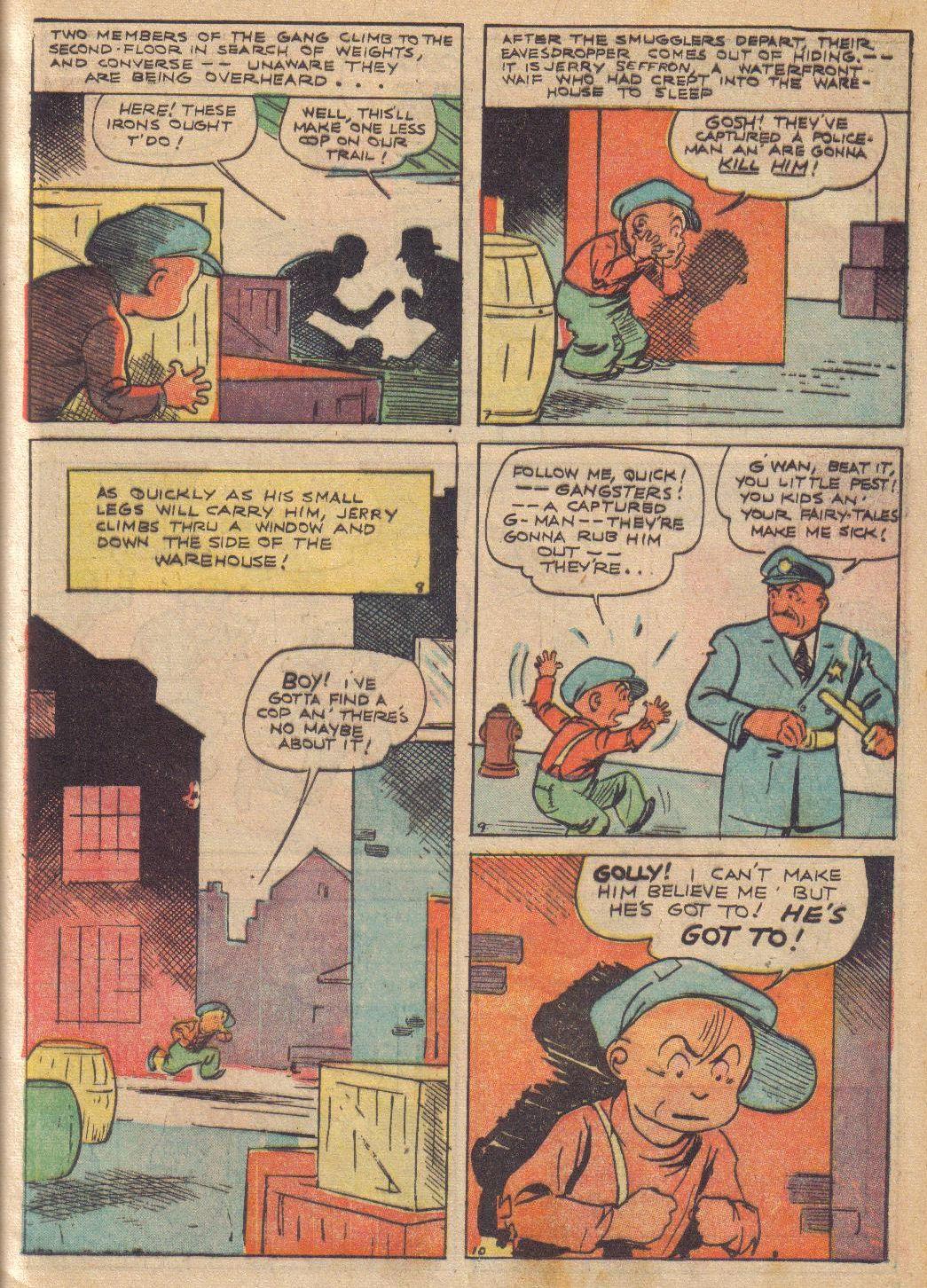 Read online Adventure Comics (1938) comic -  Issue #24 - 15