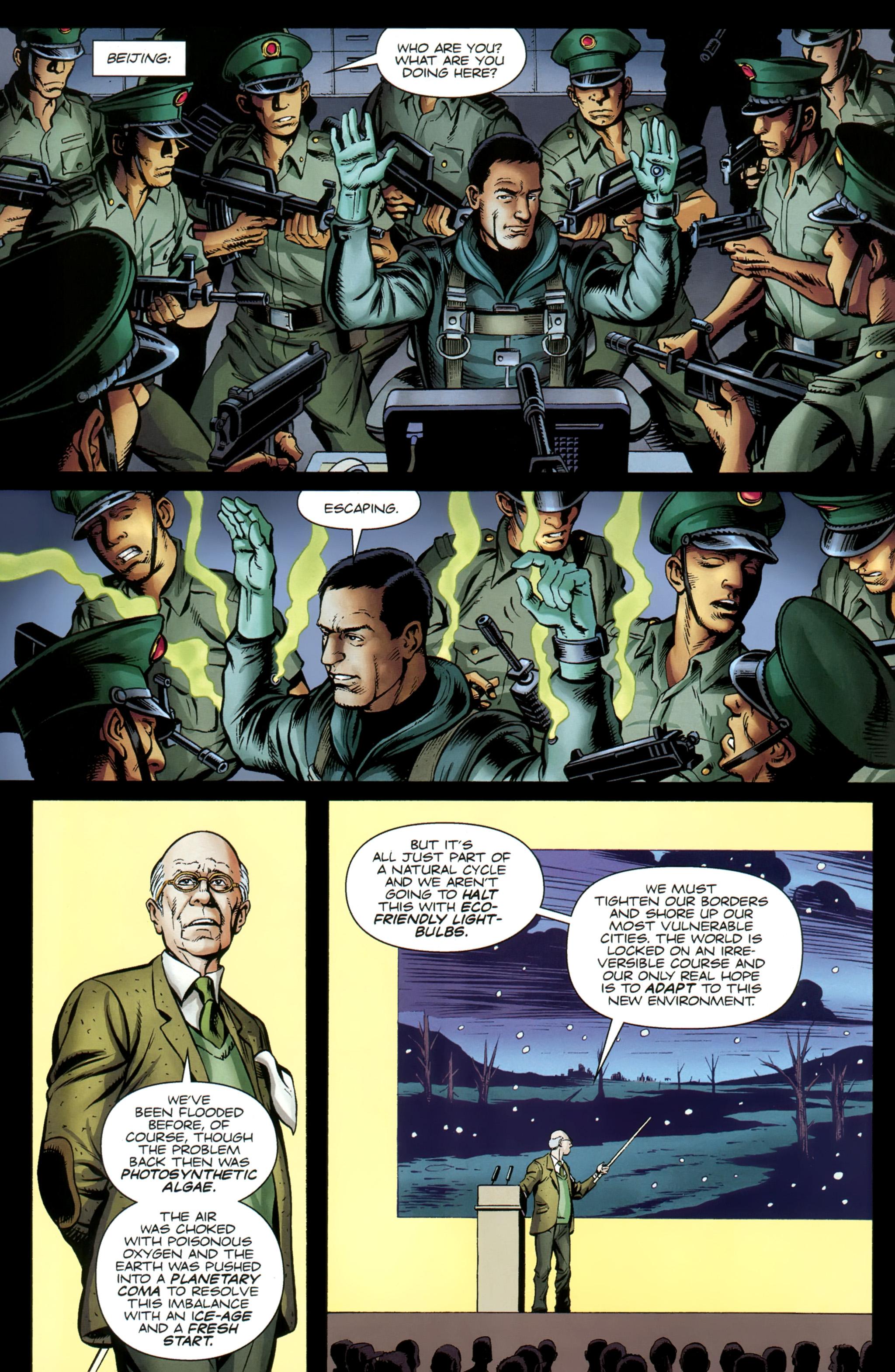Read online Secret Service comic -  Issue #3 - 5