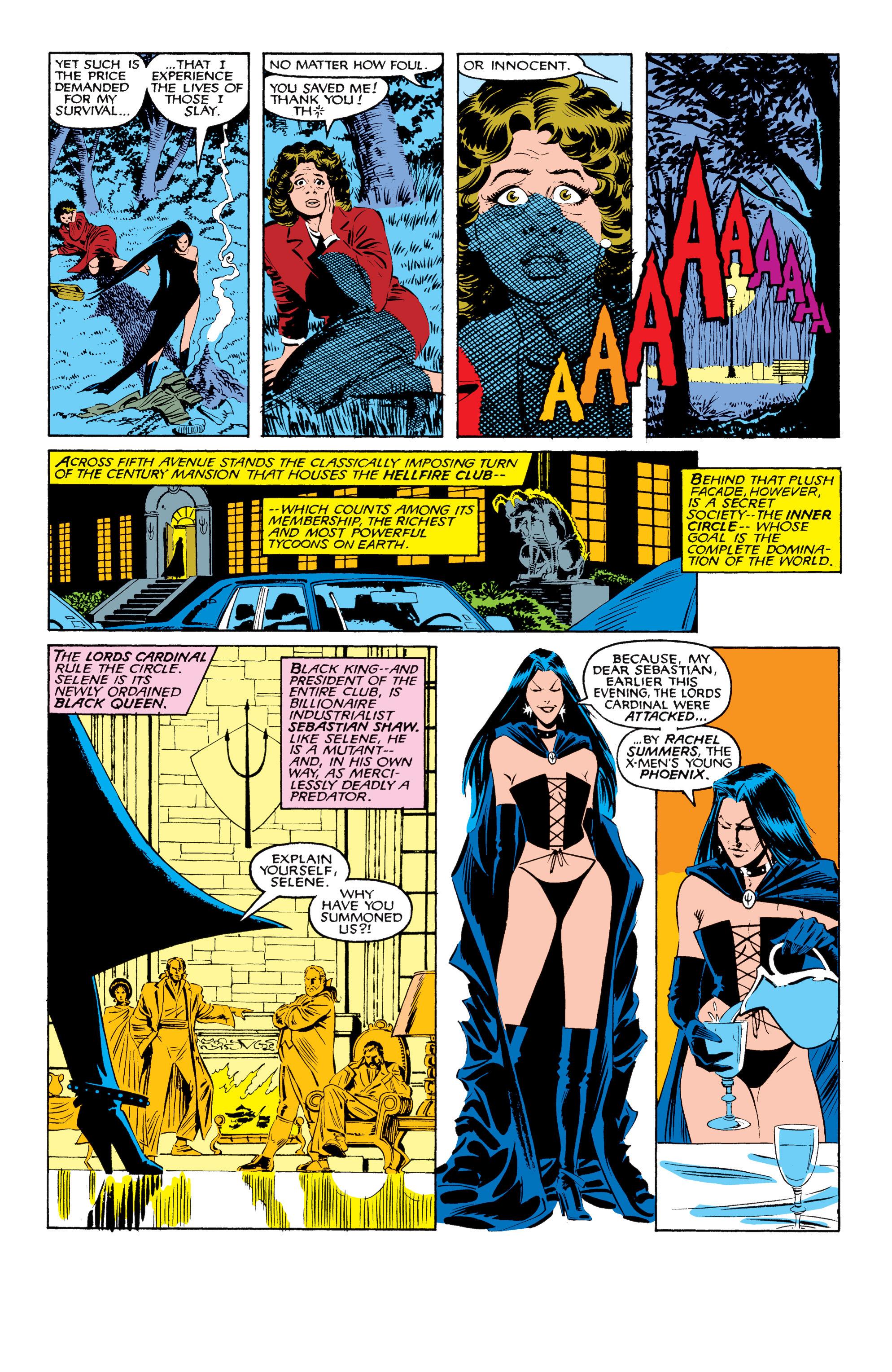 Read online Uncanny X-Men (1963) comic -  Issue #208 - 6