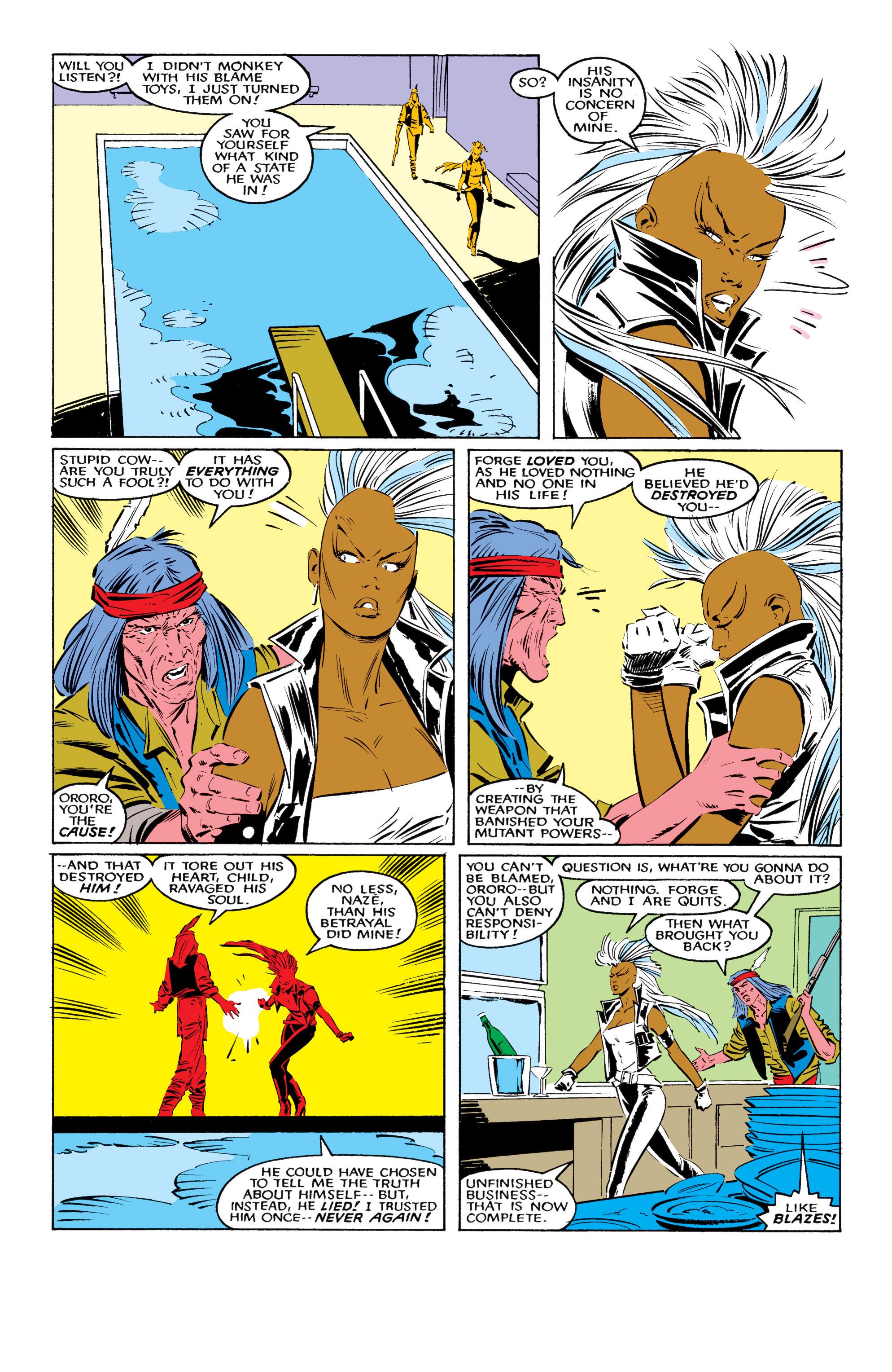 Read online Uncanny X-Men (1963) comic -  Issue #220 - 20
