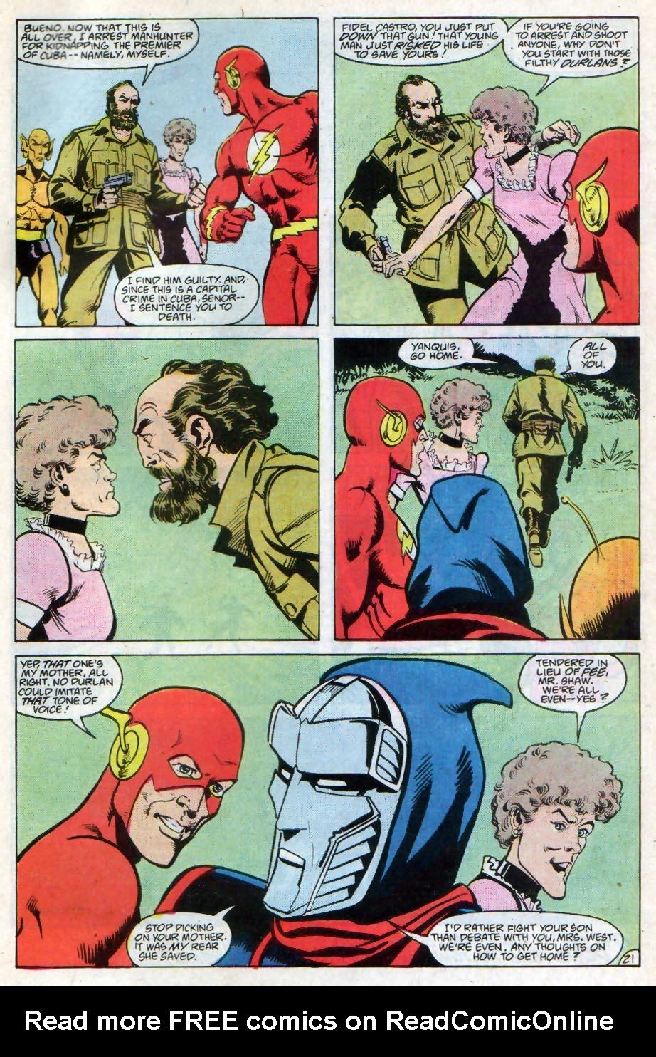 Manhunter (1988) issue 9 - Page 22