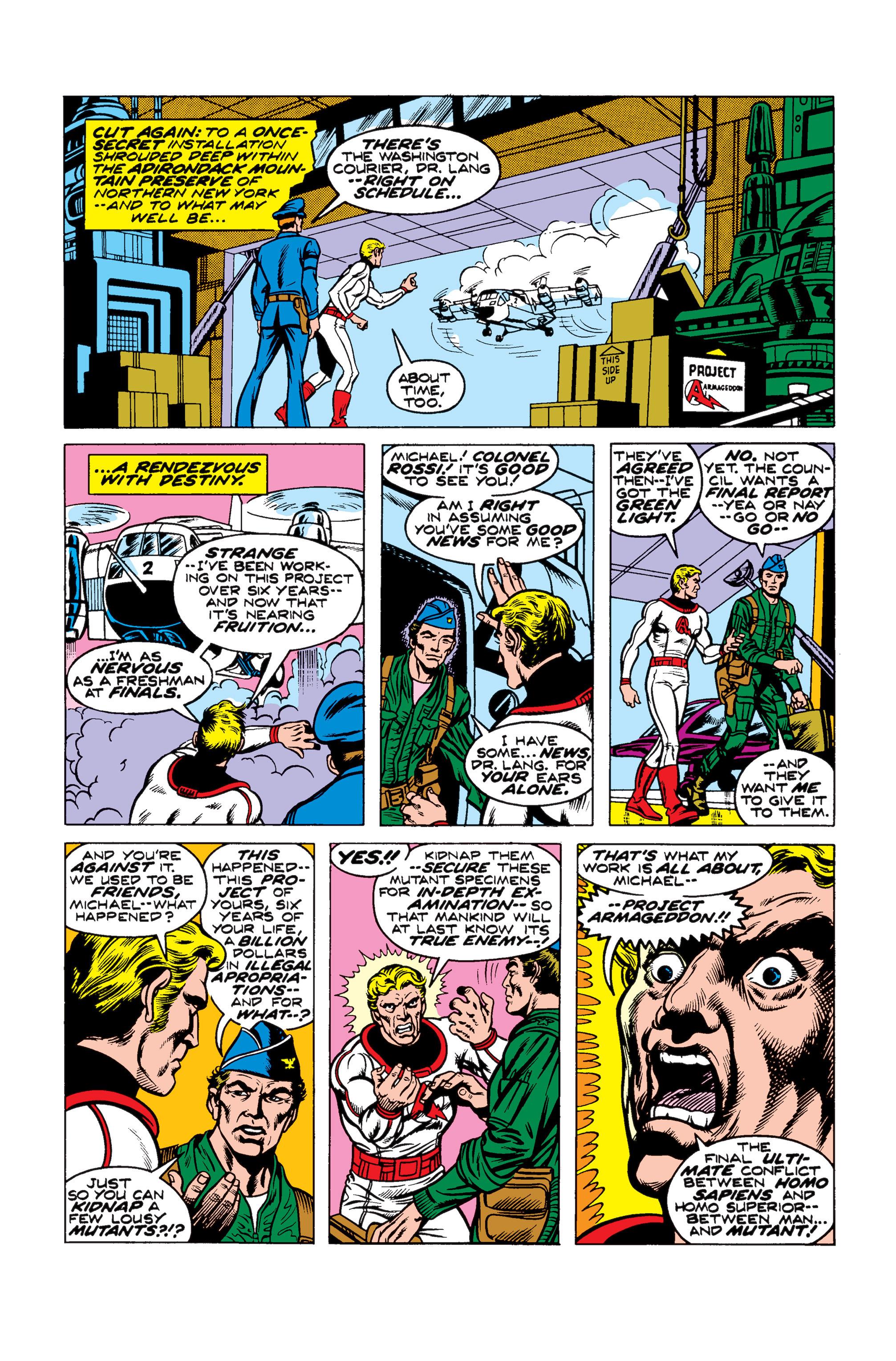 Uncanny X-Men (1963) 96 Page 7