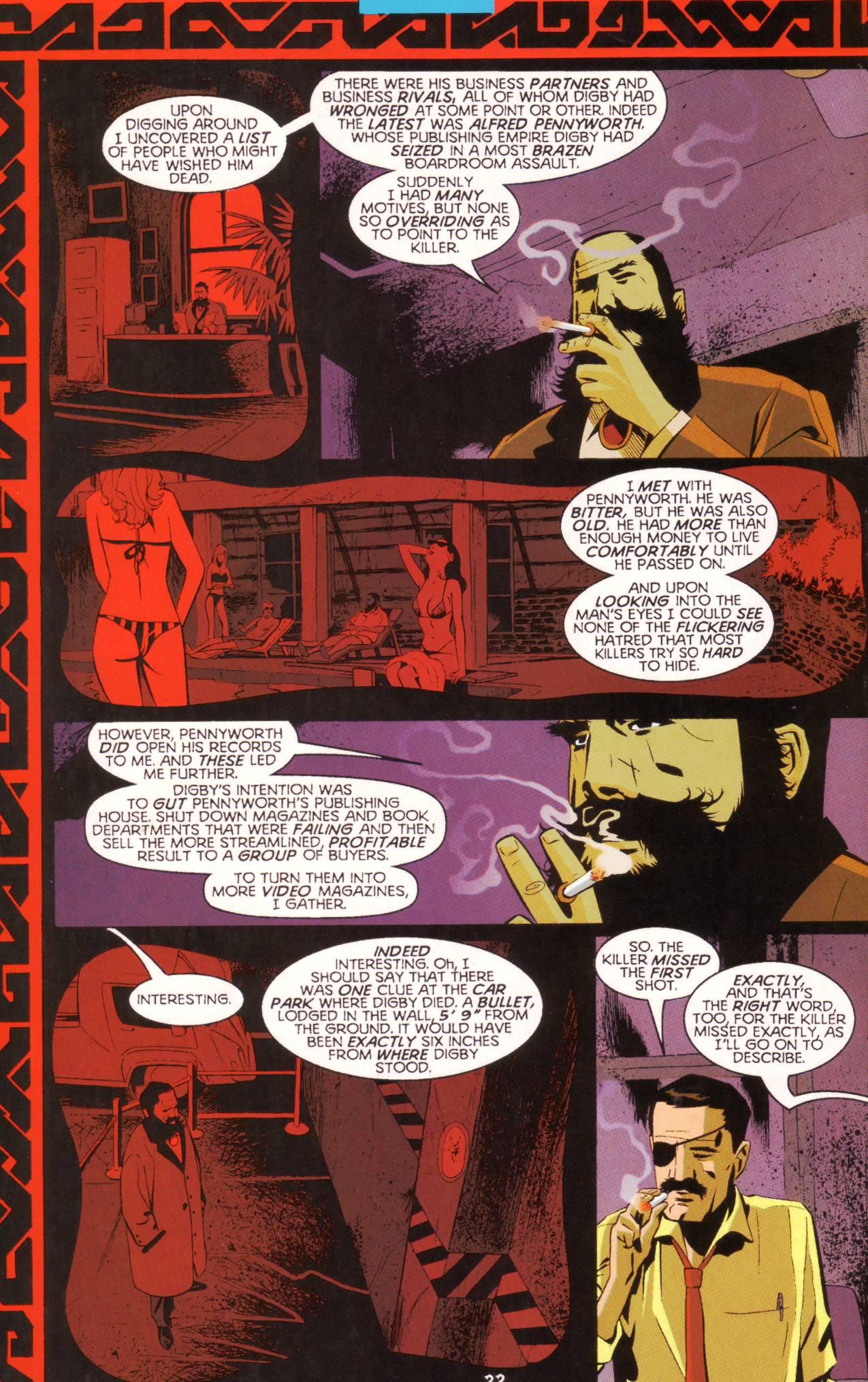 Read online Tangent Comics/ Green Lantern comic -  Issue # Full - 23
