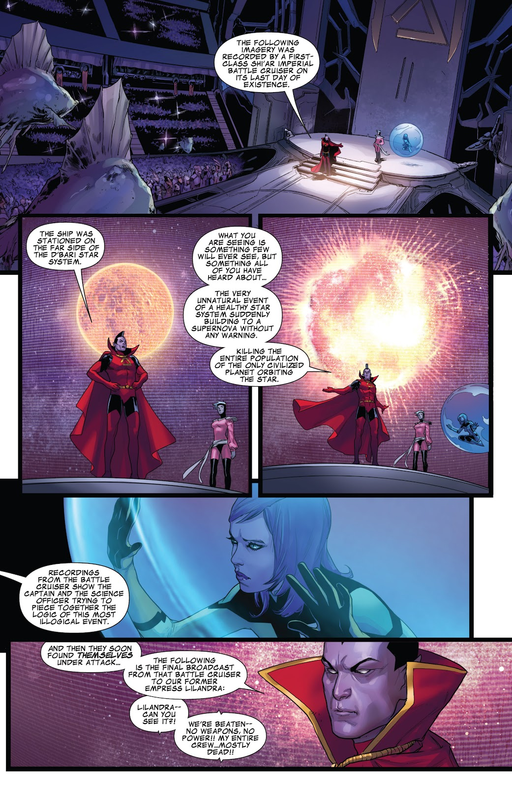 Guardians of the Galaxy/All-New X-Men: The Trial of Jean Grey issue TPB - Page 77