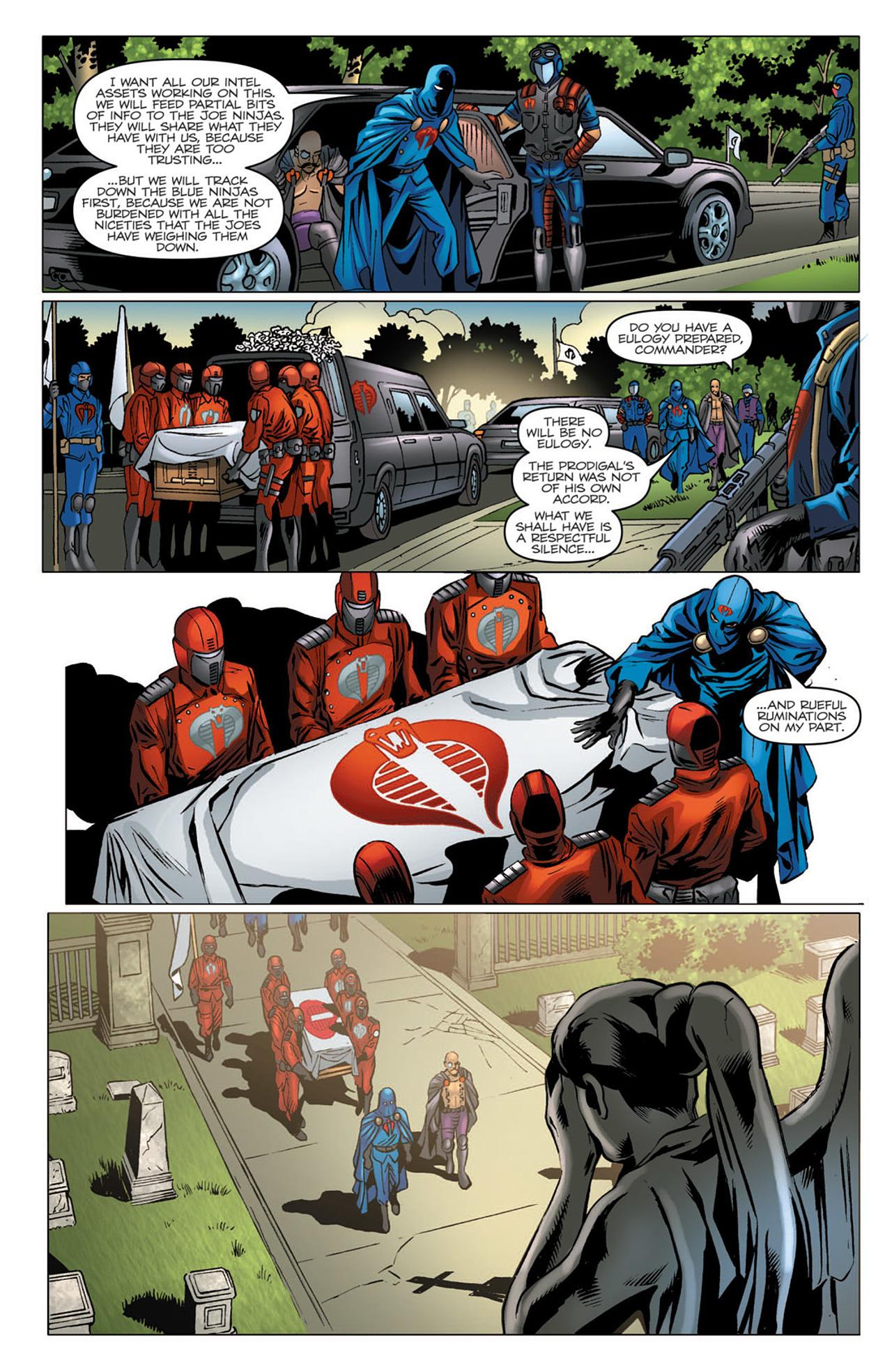 G.I. Joe: A Real American Hero 174 Page 22
