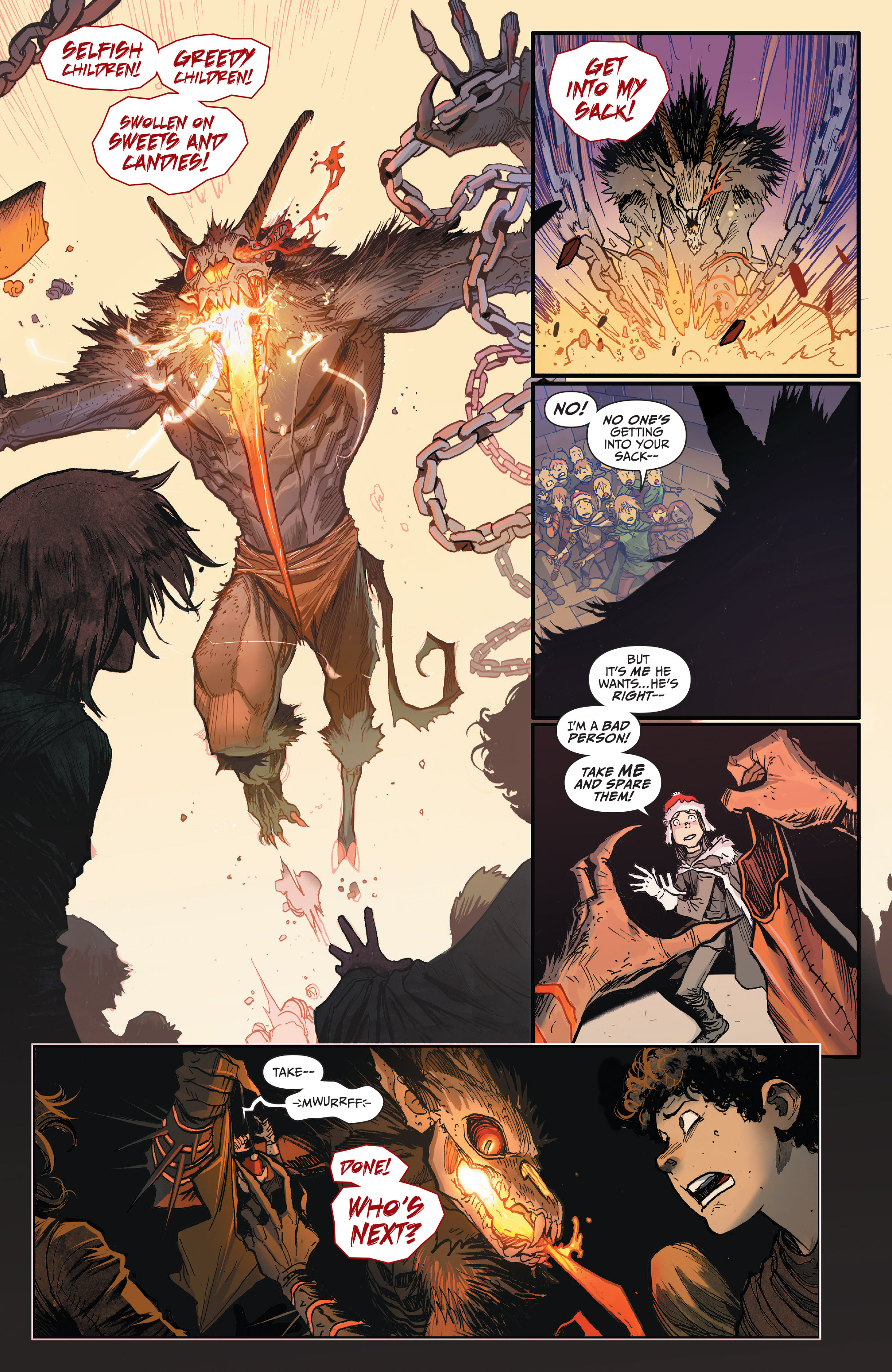 Read online Klaus comic -  Issue #7 - 9