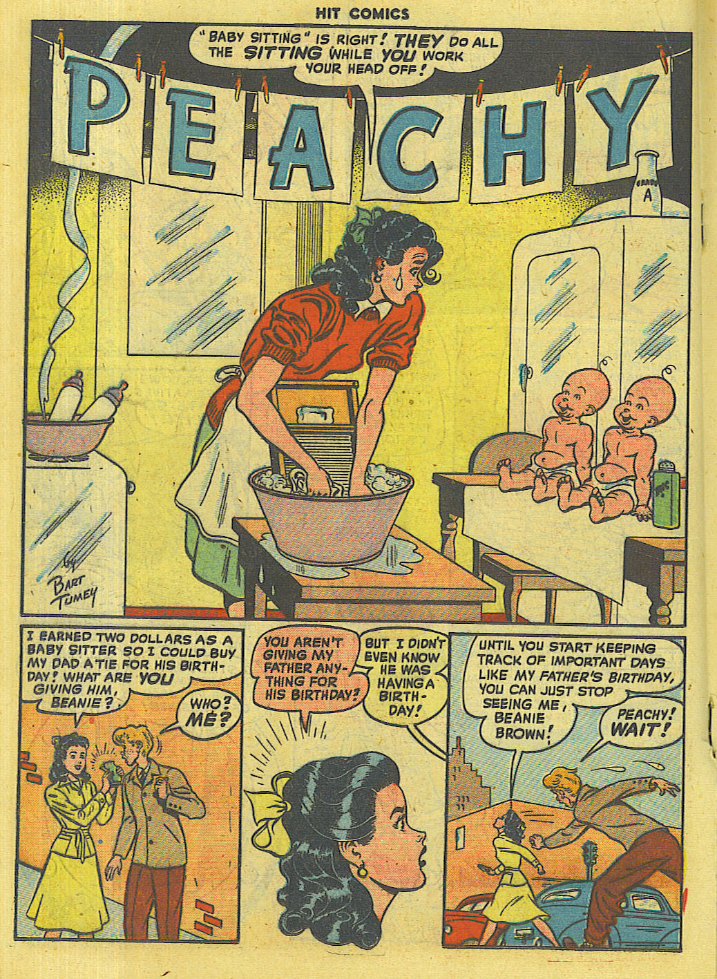 Read online Hit Comics comic -  Issue #56 - 26