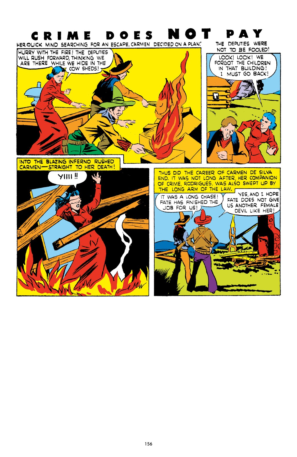 Read online Crime Does Not Pay Archives comic -  Issue # TPB 3 (Part 2) - 56