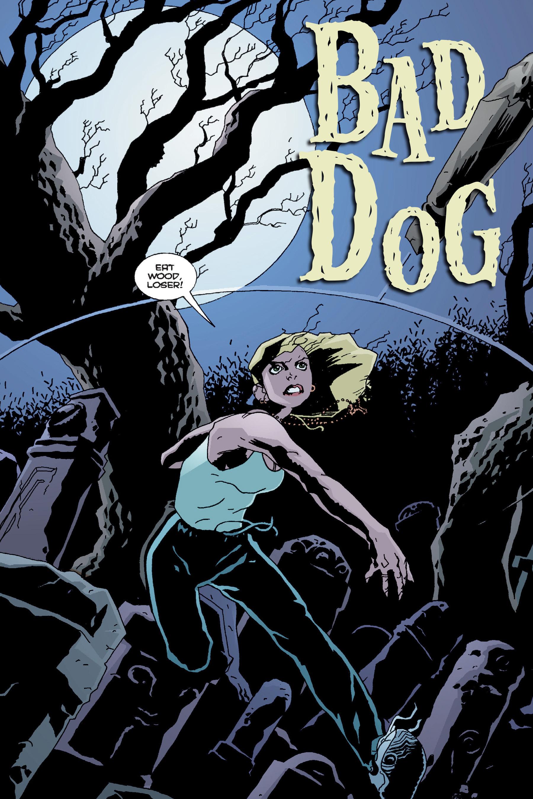 Read online Buffy the Vampire Slayer: Omnibus comic -  Issue # TPB 4 - 207