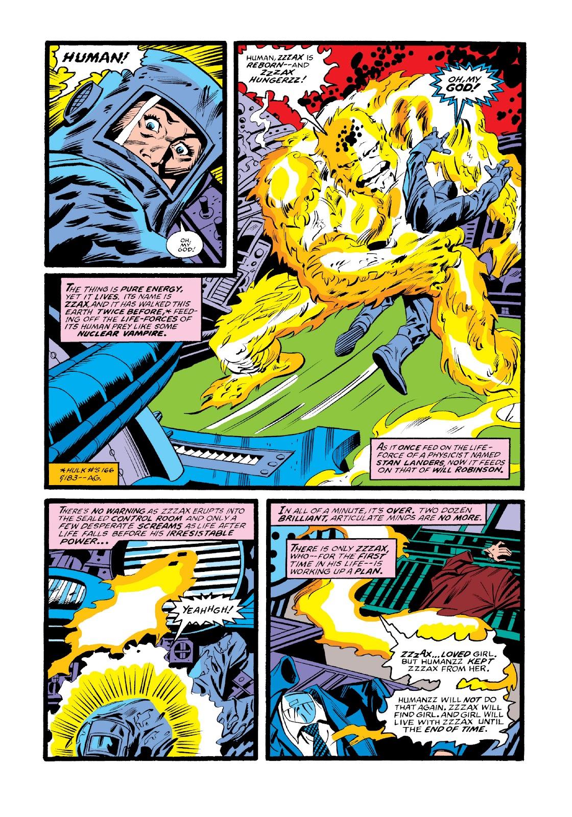 Read online Marvel Masterworks: Luke Cage, Power Man comic -  Issue # TPB 3 (Part 3) - 107