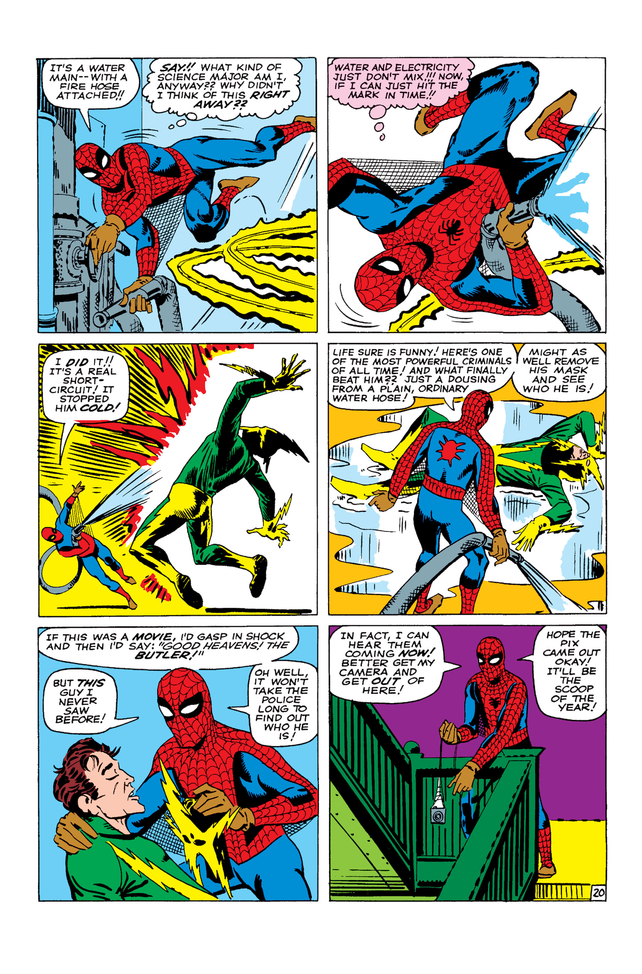 The Amazing Spider-Man (1963) 9 Page 20