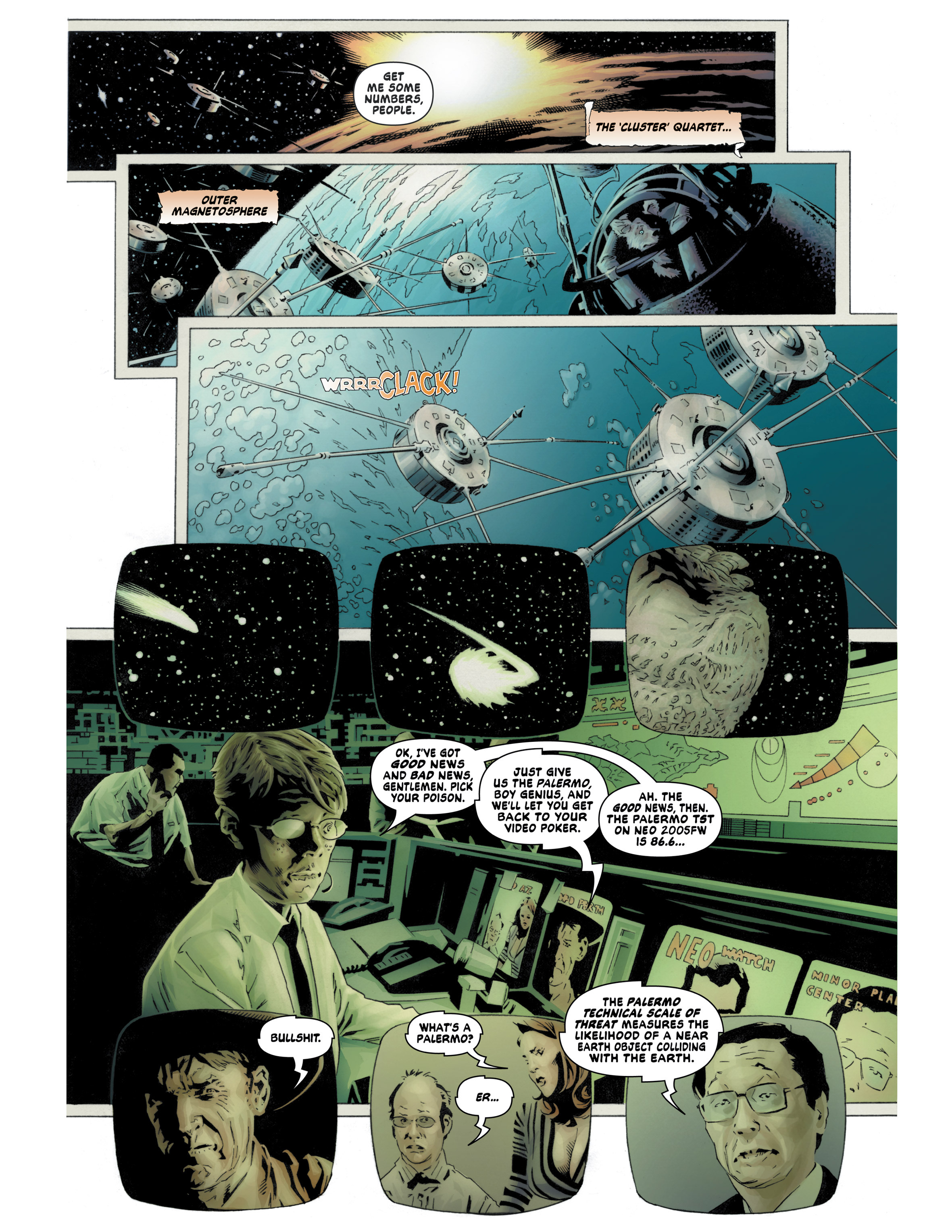 Read online Bad Planet comic -  Issue # TPB - 16