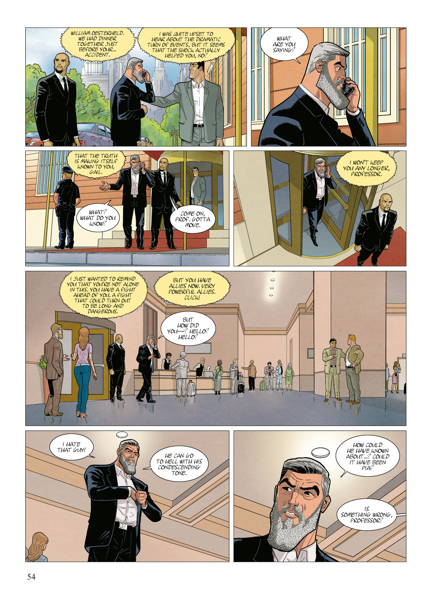Read online Alter Ego comic -  Issue #10 - 55