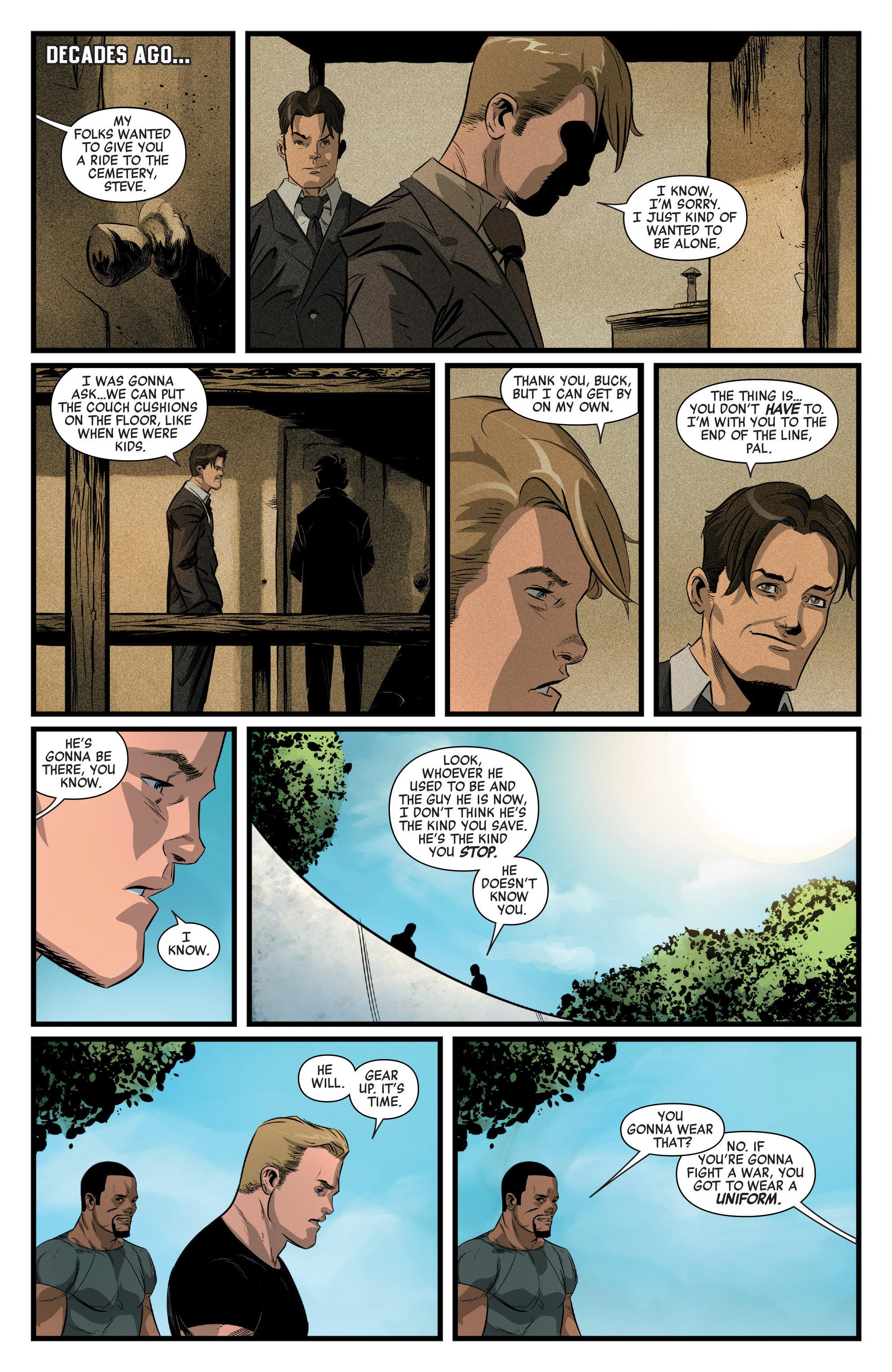Read online Captain America: Civil War Prelude comic -  Issue #4 - 13