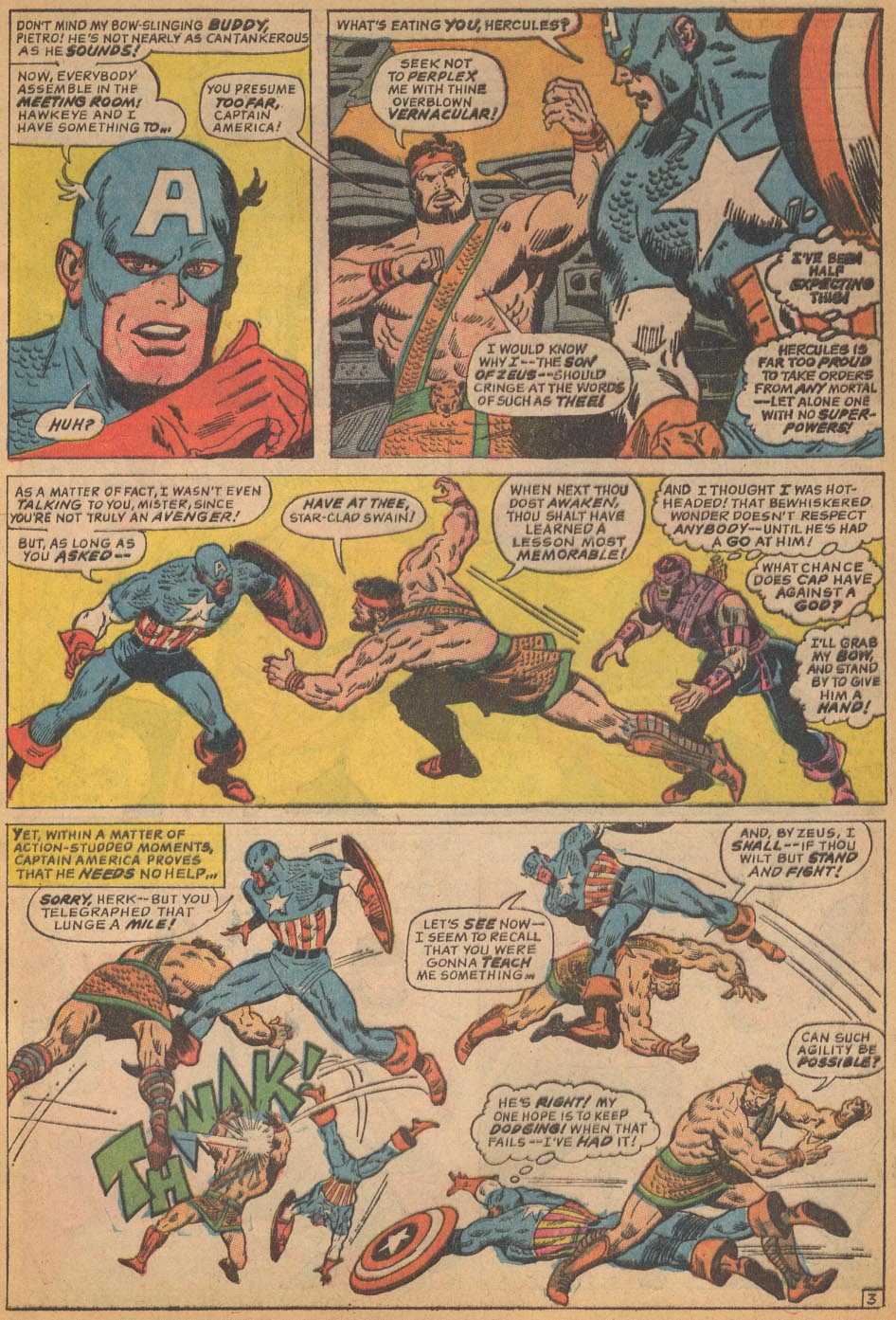 The Avengers (1963) 43 Page 4