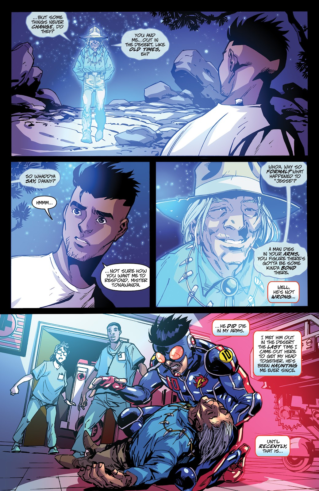 Read online Accell comic -  Issue #20 - 13