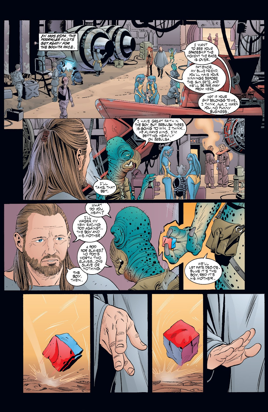 Read online Star Wars Legends: Rise of the Sith - Epic Collection comic -  Issue # TPB 2 (Part 3) - 81