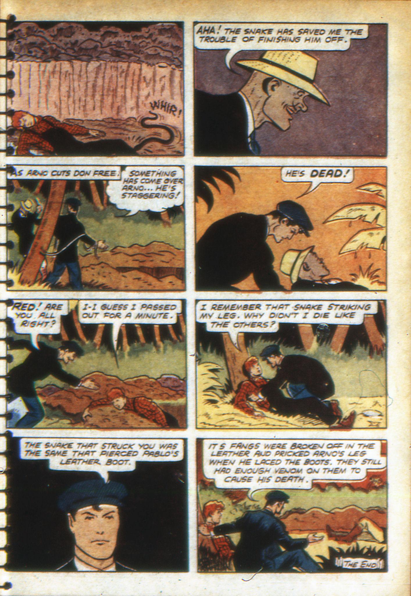 Read online Adventure Comics (1938) comic -  Issue #49 - 59