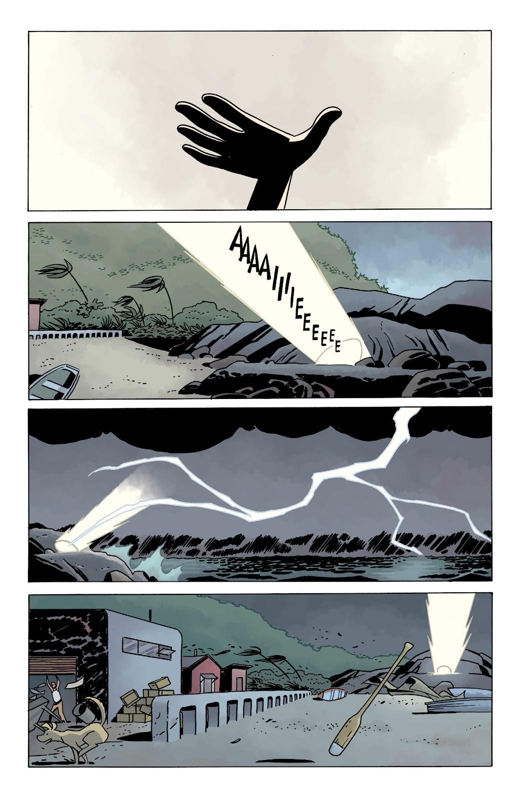 Read online The Twilight Children comic -  Issue #1 - 24