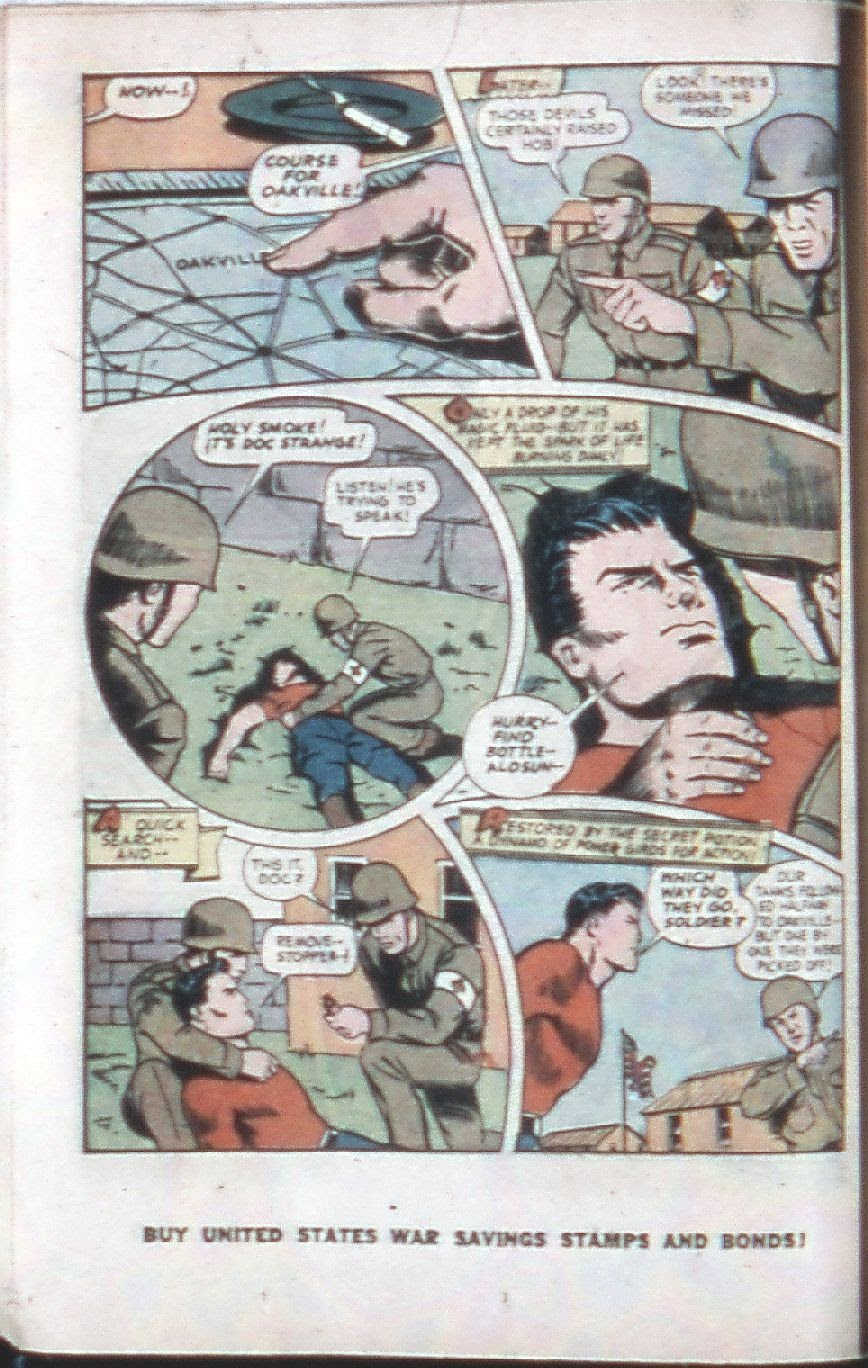 Read online America's Best Comics comic -  Issue #11 - 20