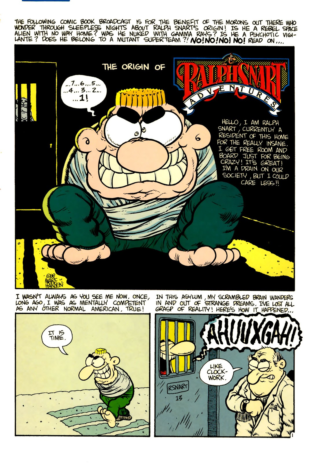 Ralph Snart Adventures (1988) issue 5 - Page 29