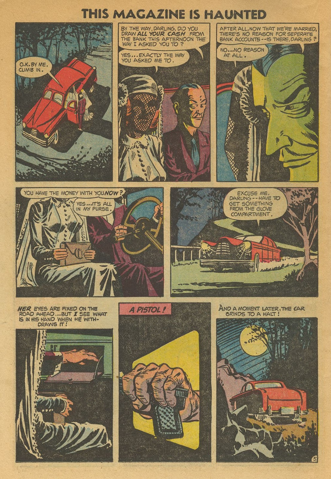 Read online This Magazine Is Haunted comic -  Issue #18 - 14