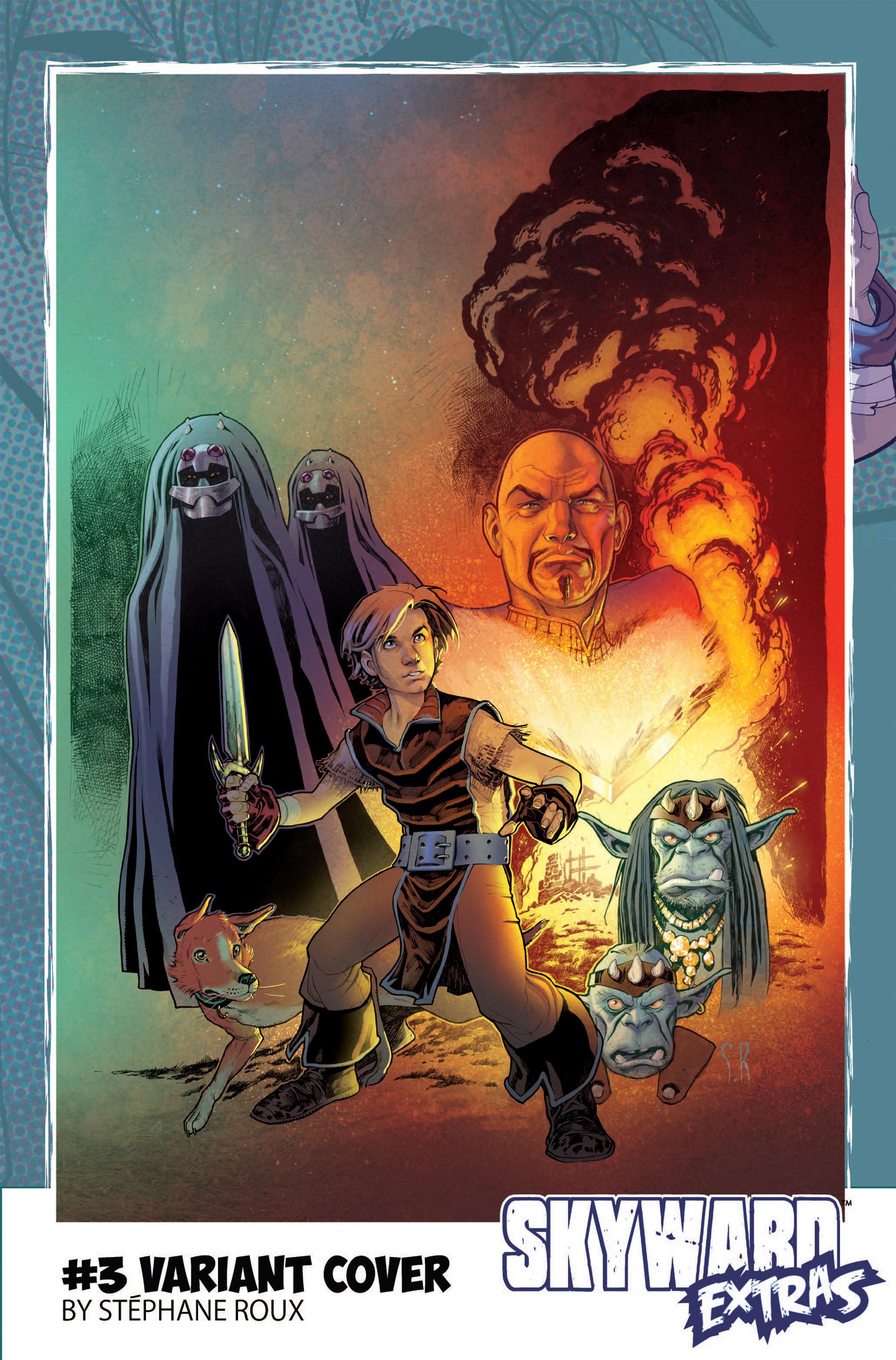 Read online Skyward comic -  Issue #3 - 28